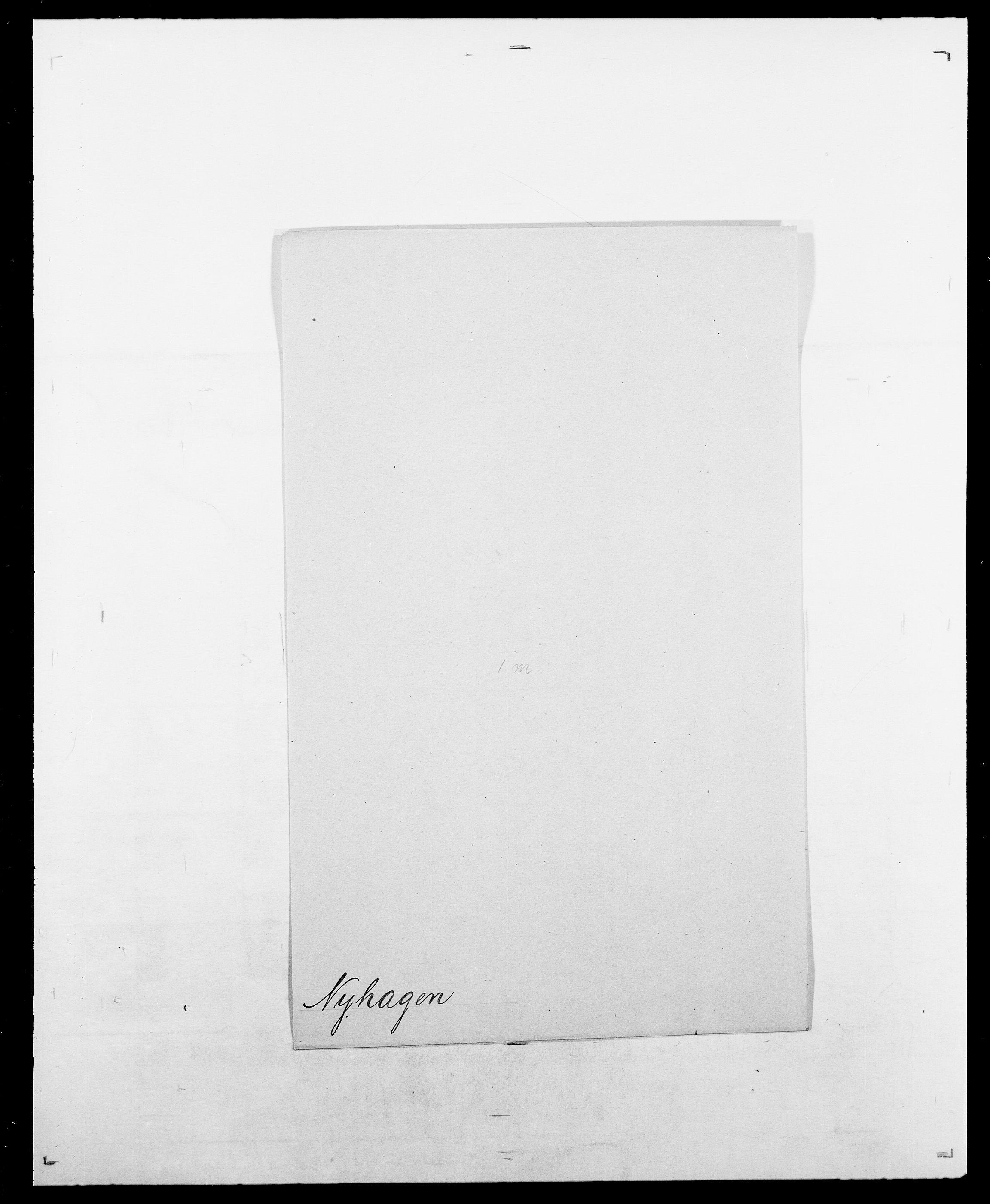 SAO, Delgobe, Charles Antoine - samling, D/Da/L0028: Naaden - Nøvik, s. 547