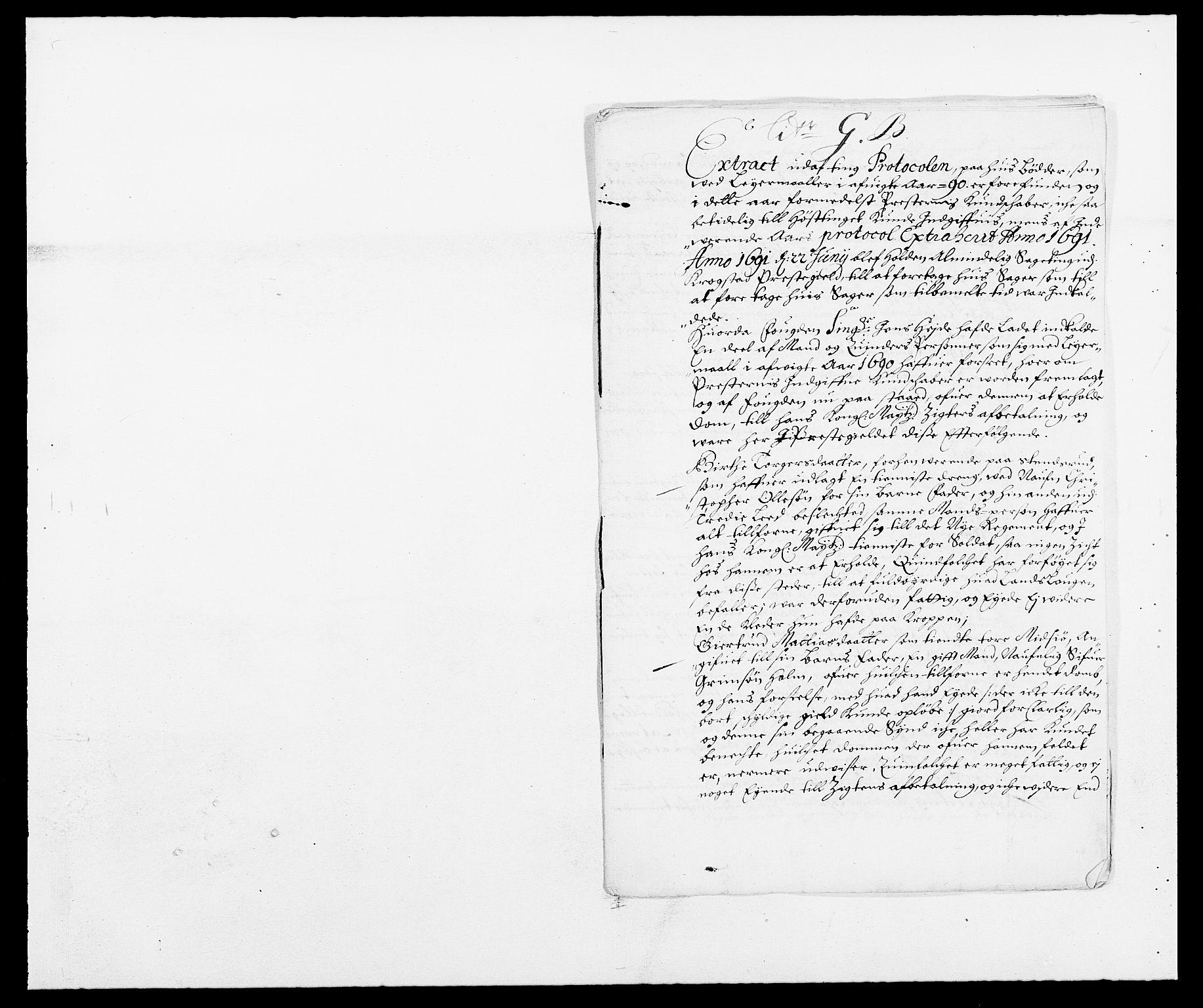 RA, Rentekammeret inntil 1814, Reviderte regnskaper, Fogderegnskap, R09/L0435: Fogderegnskap Follo, 1689-1691, s. 408