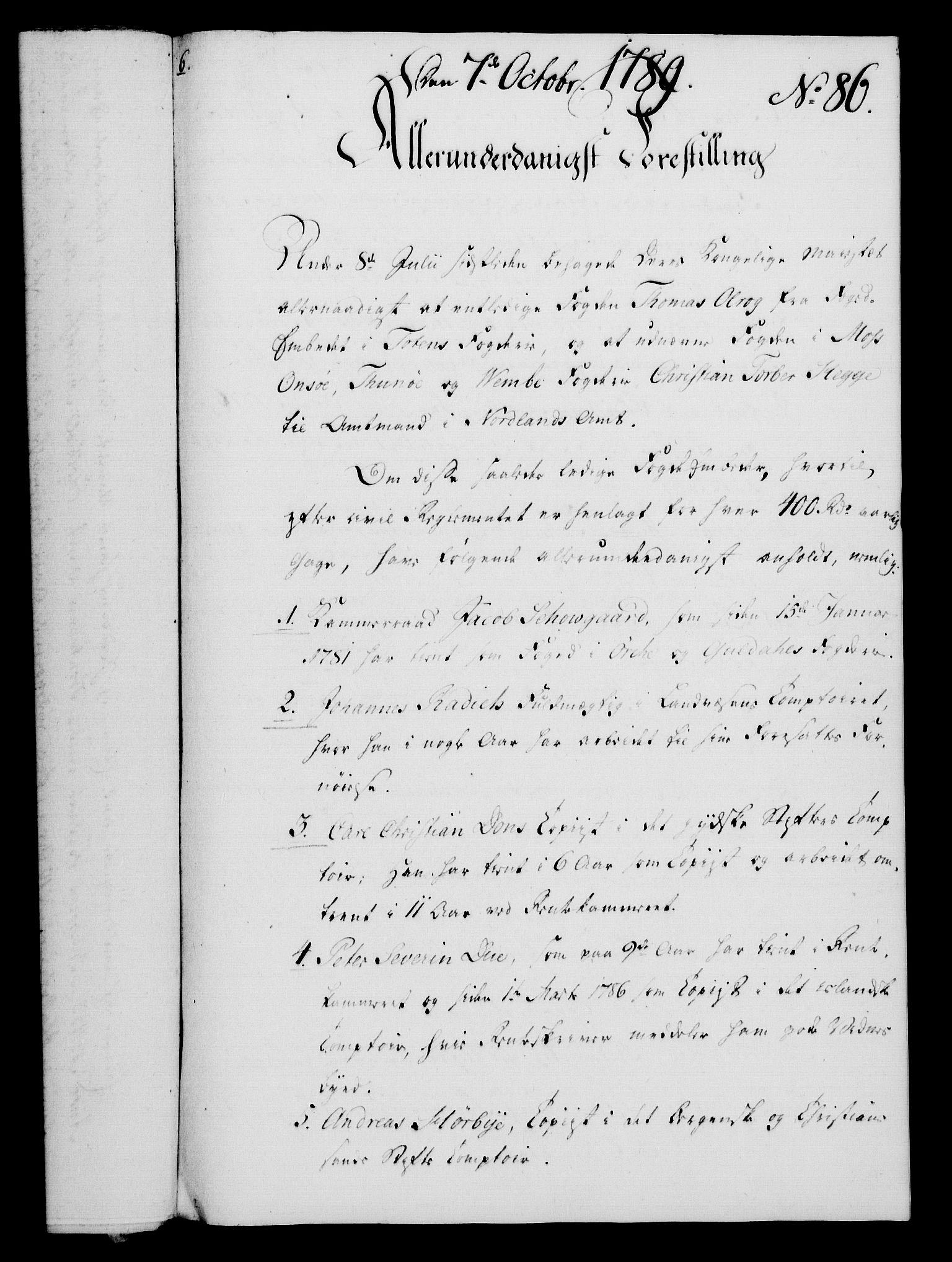 RA, Rentekammeret, Kammerkanselliet, G/Gf/Gfa/L0071: Norsk relasjons- og resolusjonsprotokoll (merket RK 52.71), 1789, s. 462