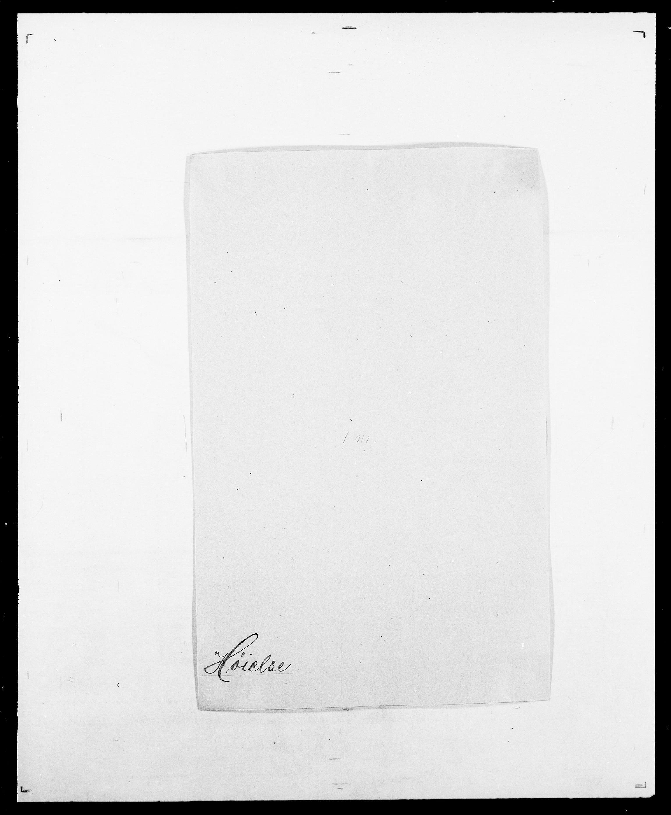 SAO, Delgobe, Charles Antoine - samling, D/Da/L0019: van der Hude - Joys, s. 352