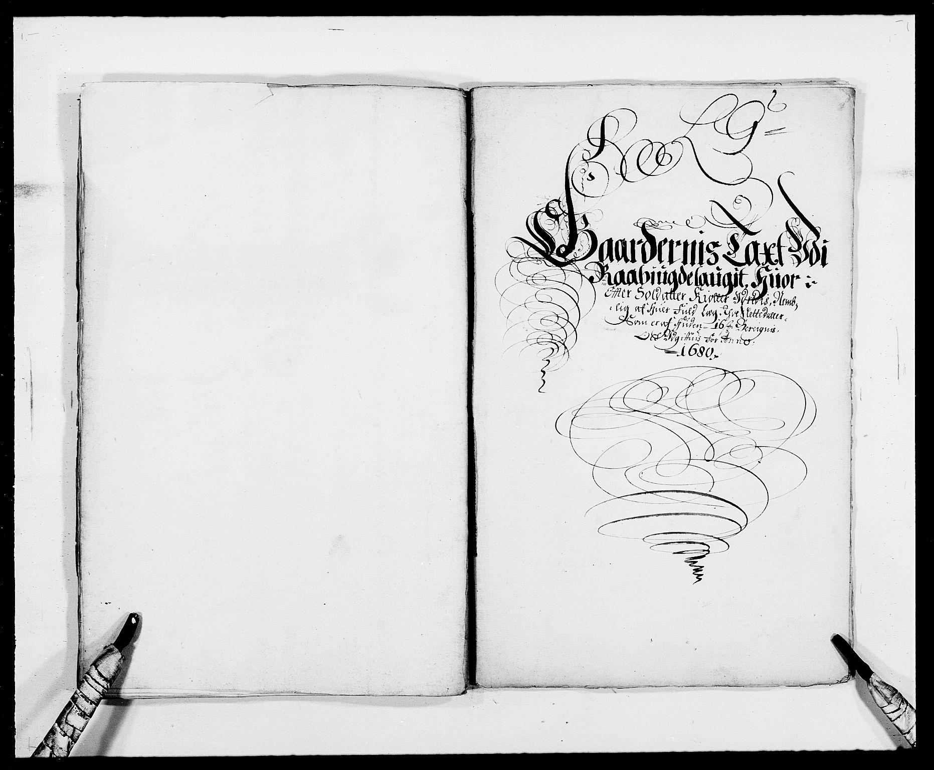 RA, Rentekammeret inntil 1814, Reviderte regnskaper, Fogderegnskap, R40/L2436: Fogderegnskap Råbyggelag, 1679-1680, s. 282