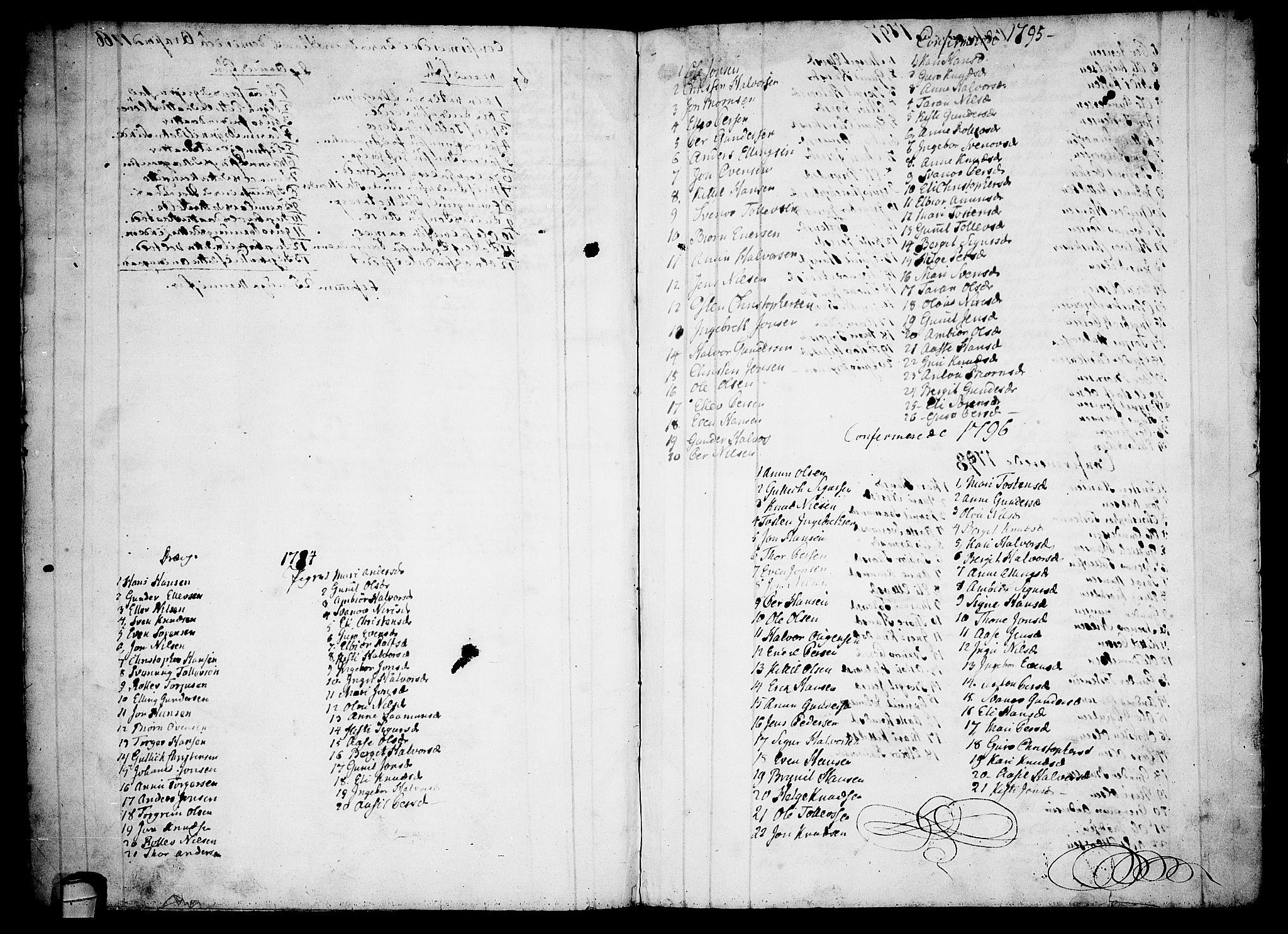 SAKO, Sauherad kirkebøker, F/Fa/L0003: Ministerialbok nr. I 3, 1722-1766, s. 164-165