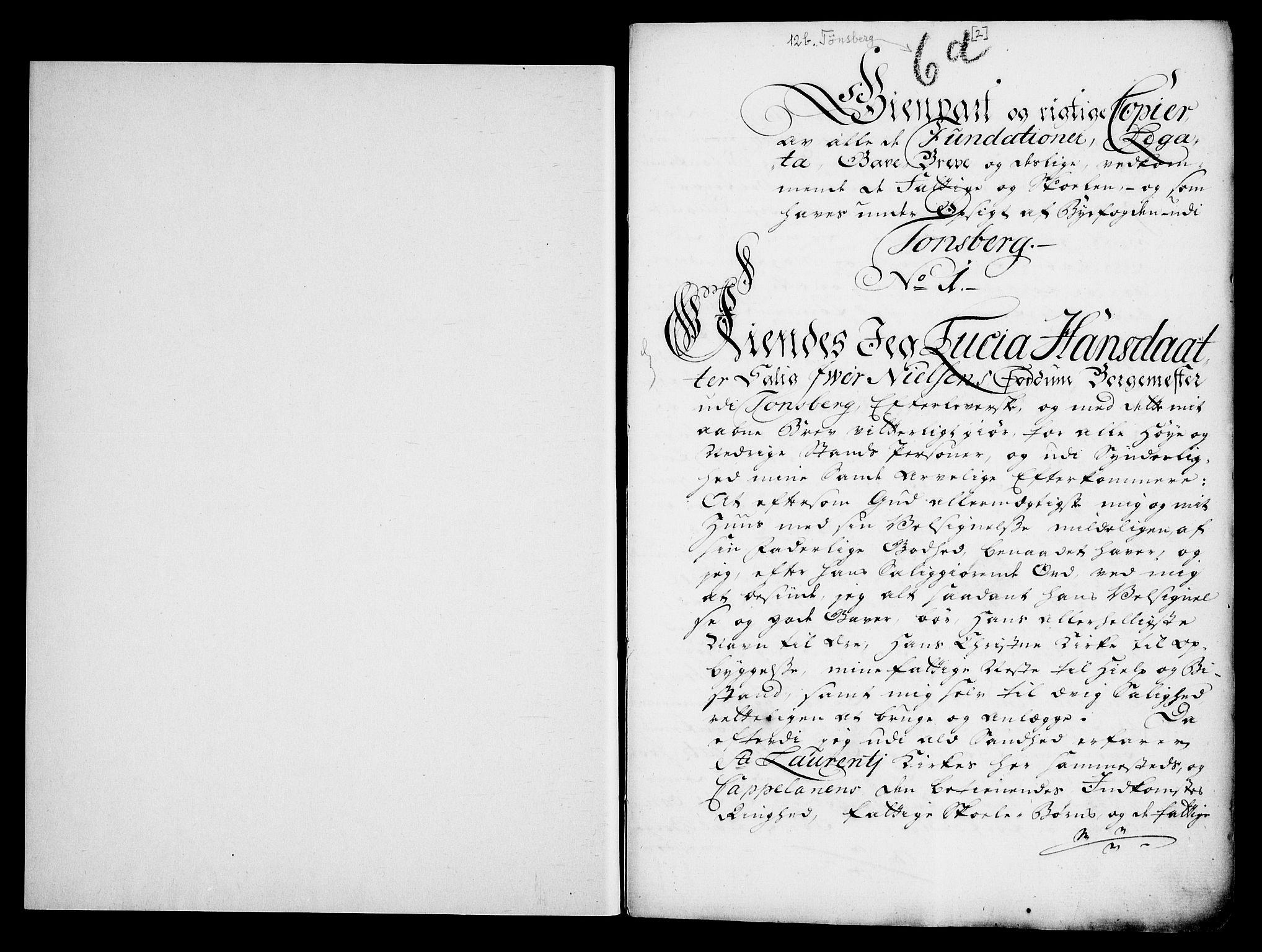 RA, Danske Kanselli, Skapsaker, G/L0019: Tillegg til skapsakene, 1616-1753, s. 355