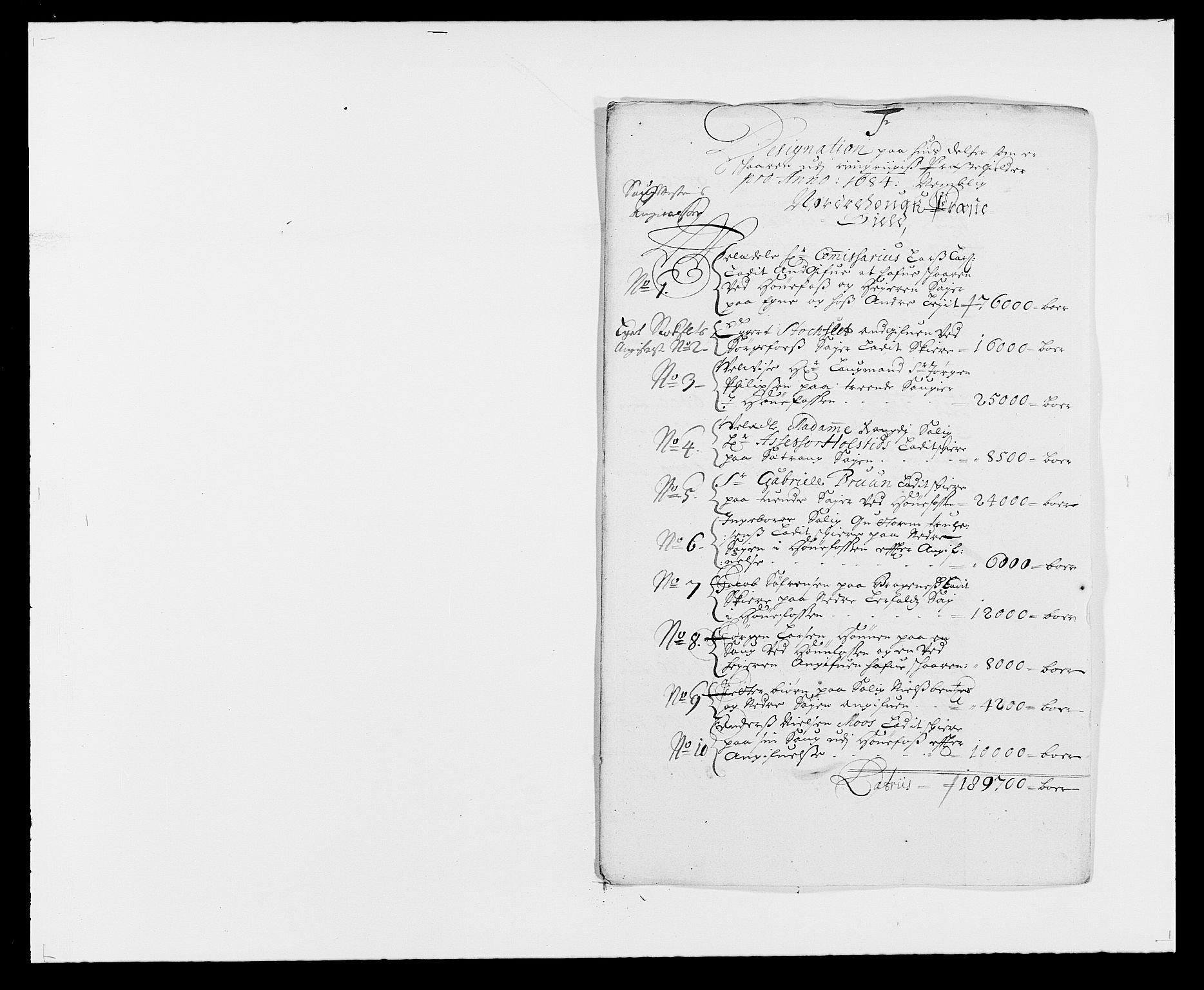 RA, Rentekammeret inntil 1814, Reviderte regnskaper, Fogderegnskap, R21/L1446: Fogderegnskap Ringerike og Hallingdal, 1683-1686, s. 220