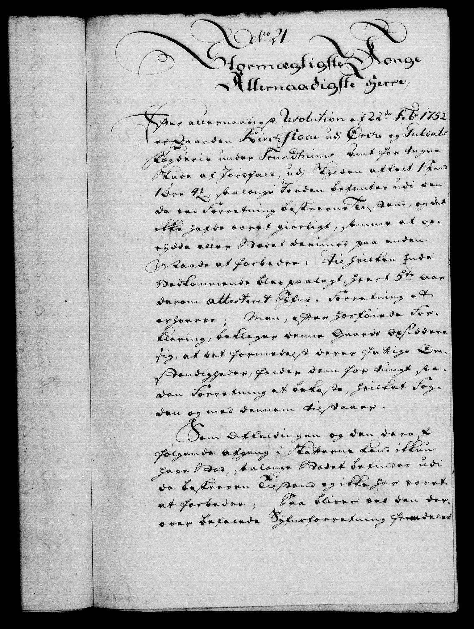 RA, Rentekammeret, Kammerkanselliet, G/Gf/Gfa/L0042: Norsk relasjons- og resolusjonsprotokoll (merket RK 52.42), 1760, s. 106
