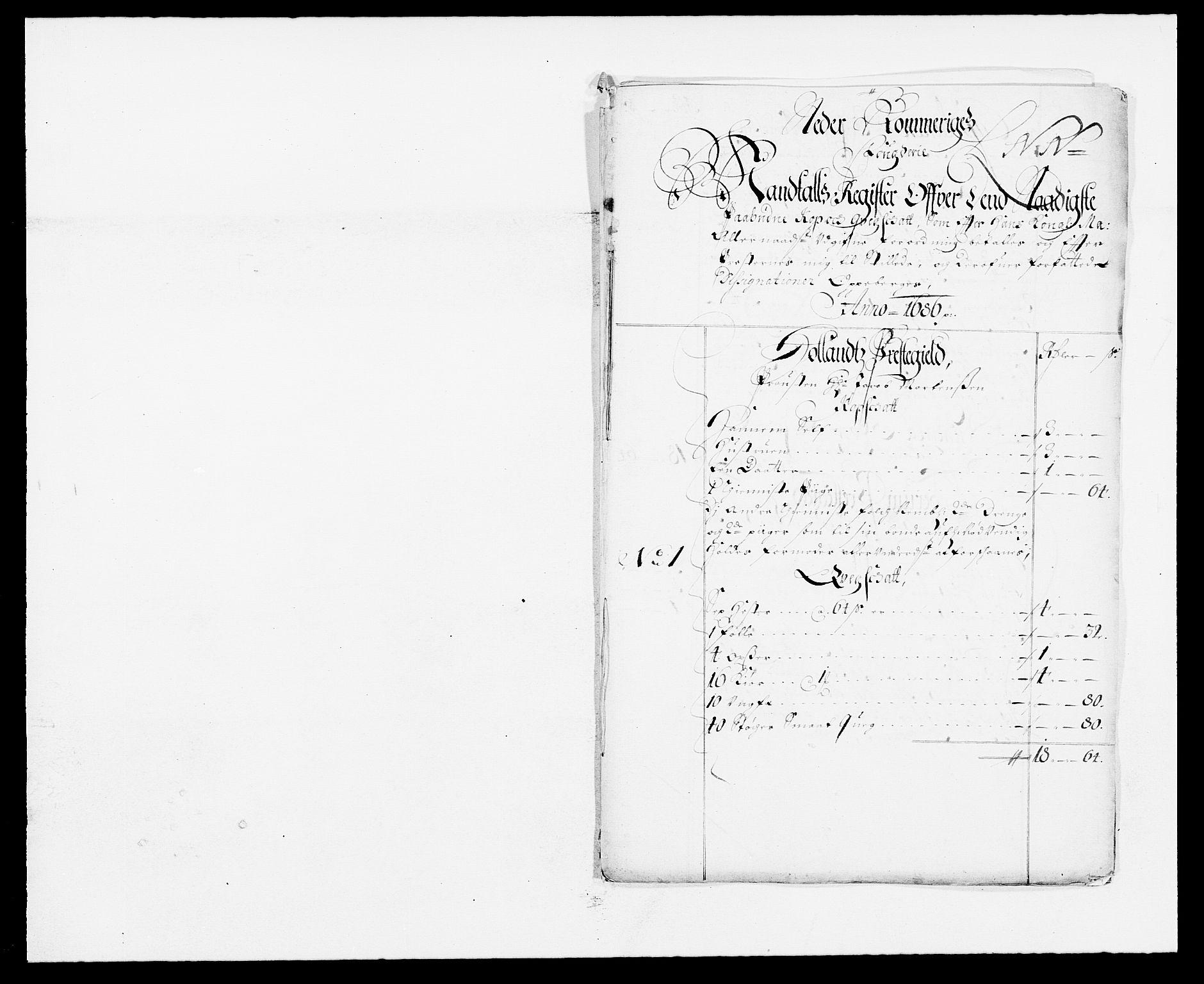 RA, Rentekammeret inntil 1814, Reviderte regnskaper, Fogderegnskap, R11/L0572: Fogderegnskap Nedre Romerike, 1686-1687, s. 149