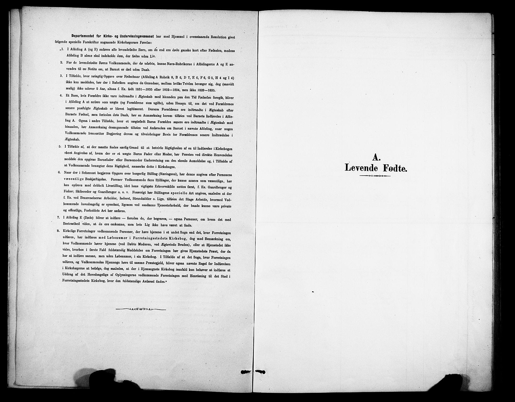 SAH, Sør-Aurdal prestekontor, Ministerialbok nr. 10, 1886-1906