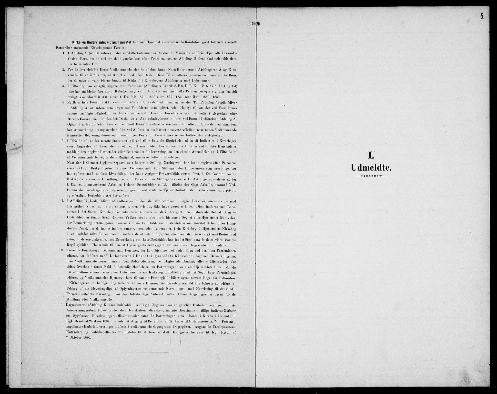 SAST, Helleland sokneprestkontor, Ministerialbok nr. A 10, 1892-1929