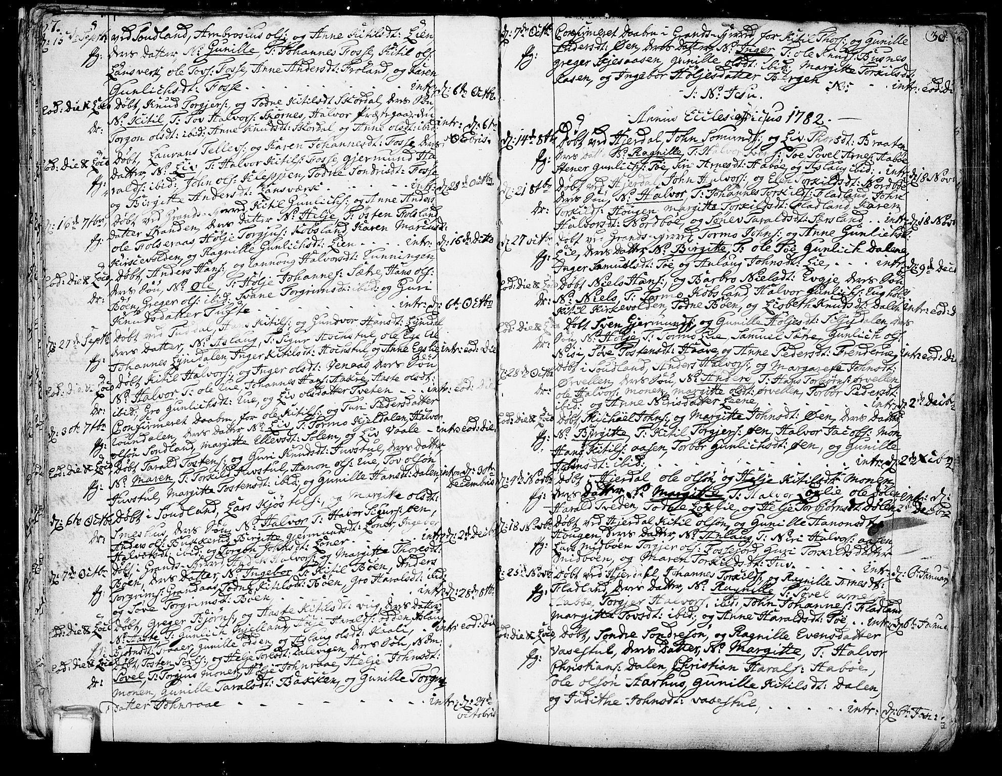 SAKO, Hjartdal kirkebøker, F/Fa/L0005: Ministerialbok nr. I 5, 1776-1801, s. 37-38