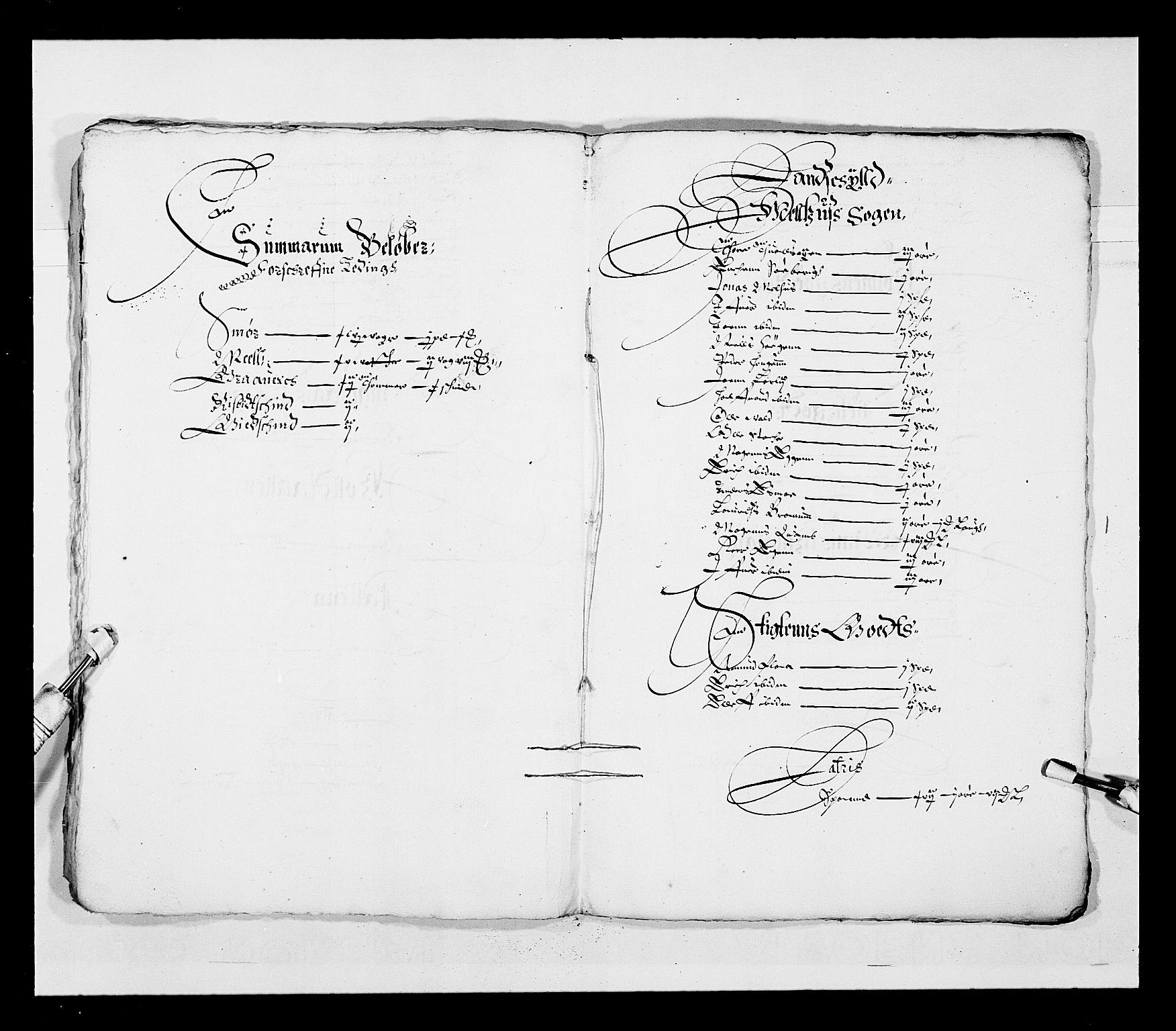 RA, Stattholderembetet 1572-1771, Ek/L0028: Jordebøker 1633-1658:, 1645-1646, s. 217