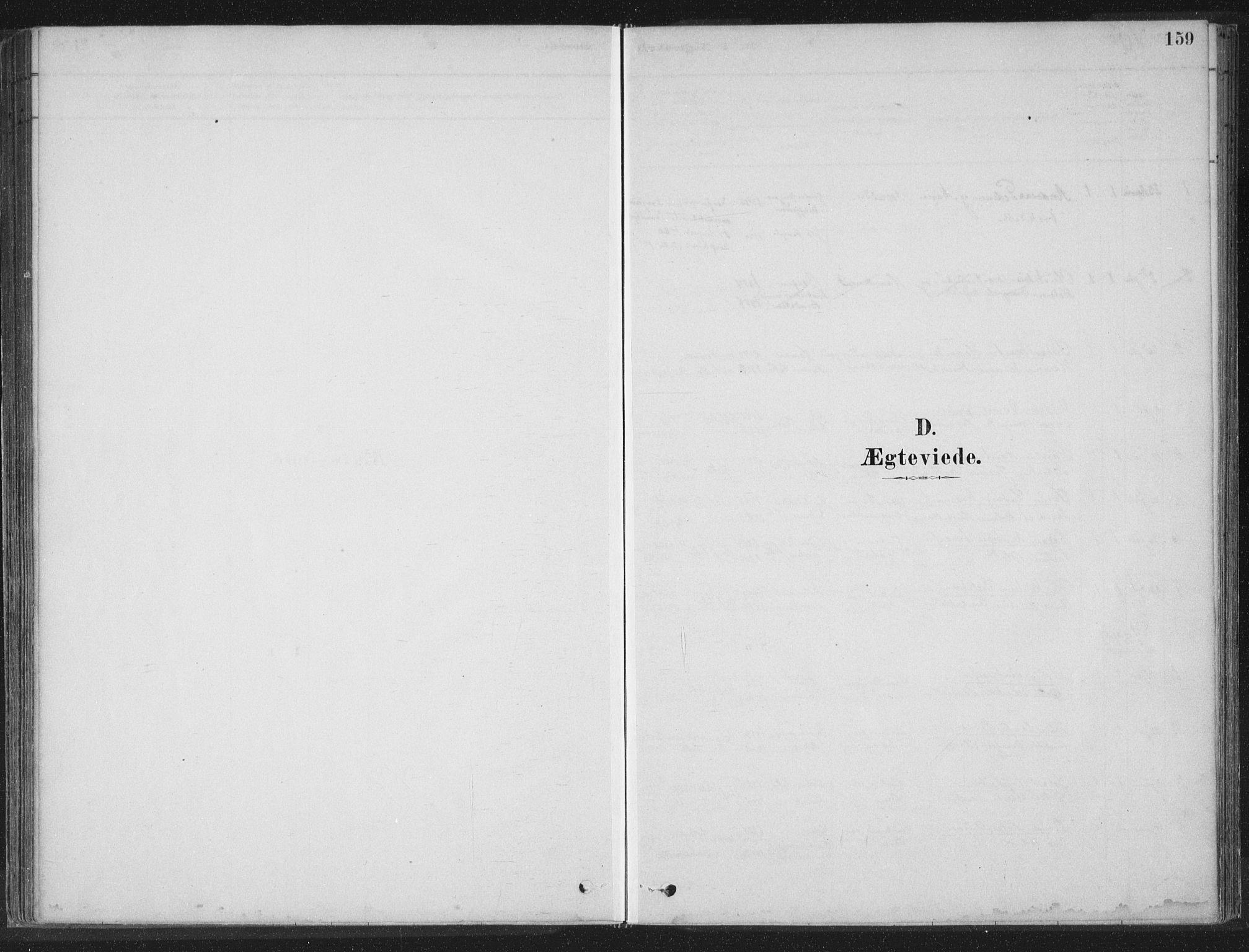 SAT, Ministerialprotokoller, klokkerbøker og fødselsregistre - Nord-Trøndelag, 788/L0697: Ministerialbok nr. 788A04, 1878-1902, s. 159