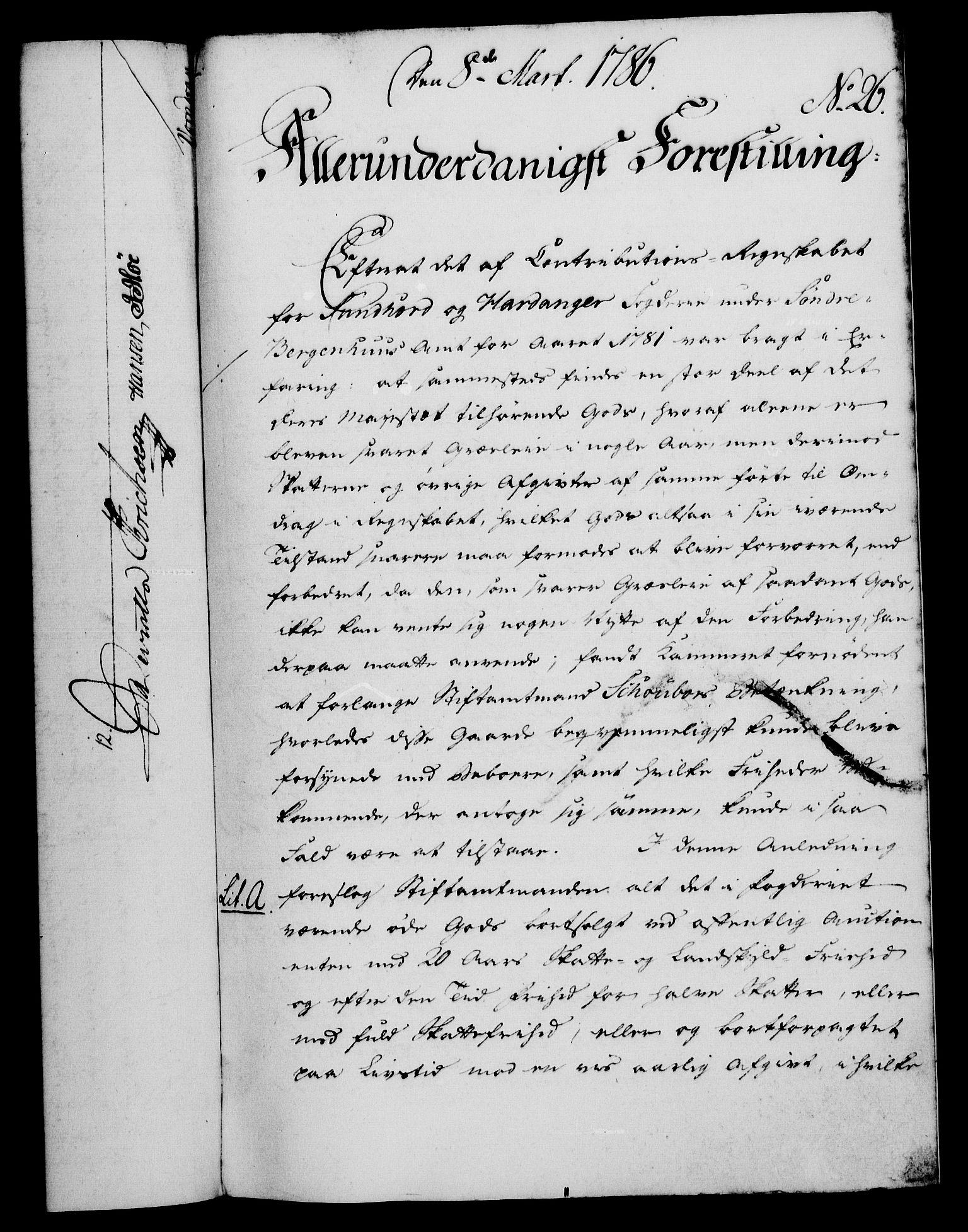 RA, Rentekammeret, Kammerkanselliet, G/Gf/Gfa/L0068: Norsk relasjons- og resolusjonsprotokoll (merket RK 52.68), 1786, s. 210