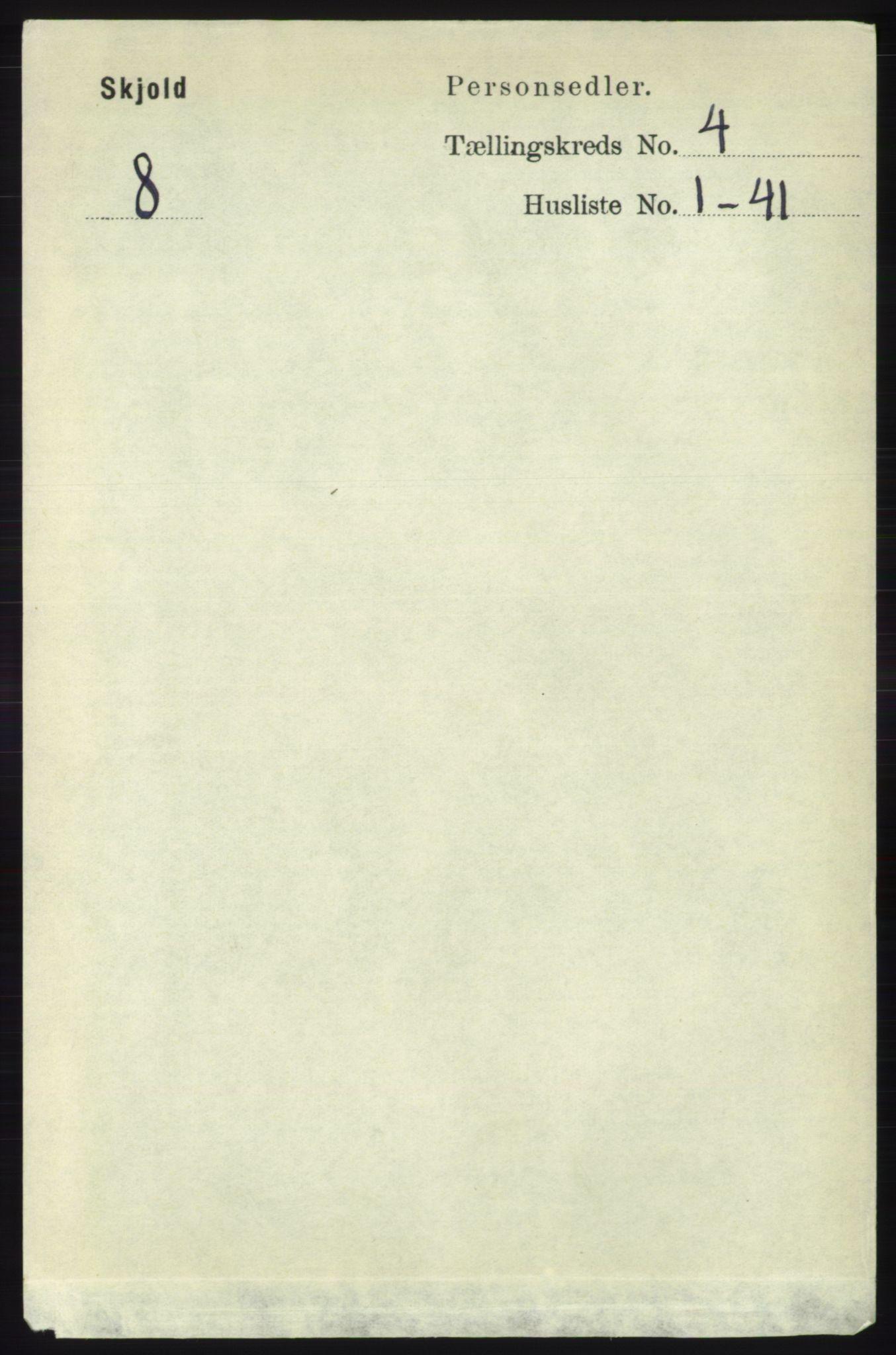 RA, Folketelling 1891 for 1154 Skjold herred, 1891, s. 553