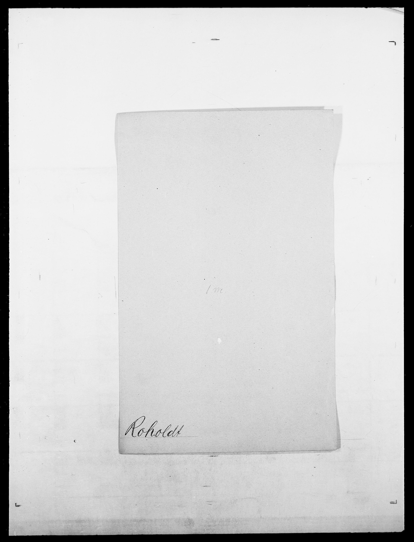SAO, Delgobe, Charles Antoine - samling, D/Da/L0033: Roald - Røyem, s. 128