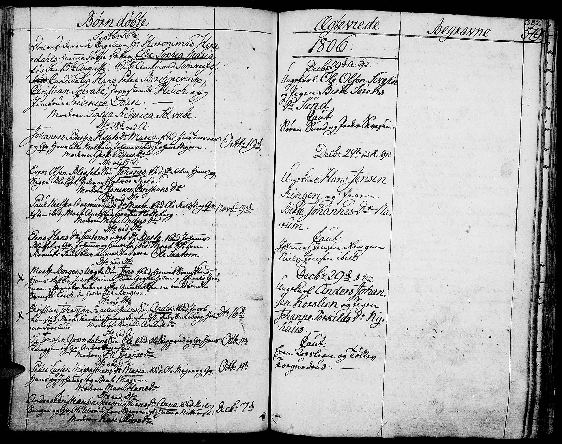 SAH, Toten prestekontor, Ministerialbok nr. 7, 1794-1809, s. 382