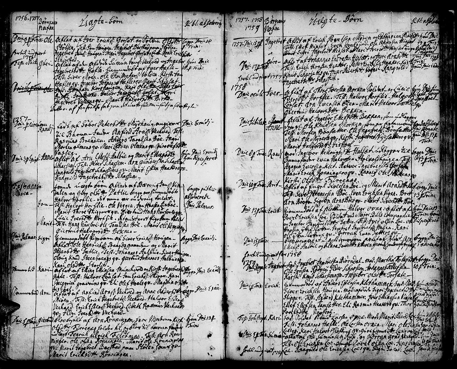 SAT, Ministerialprotokoller, klokkerbøker og fødselsregistre - Sør-Trøndelag, 678/L0891: Ministerialbok nr. 678A01, 1739-1780, s. 143