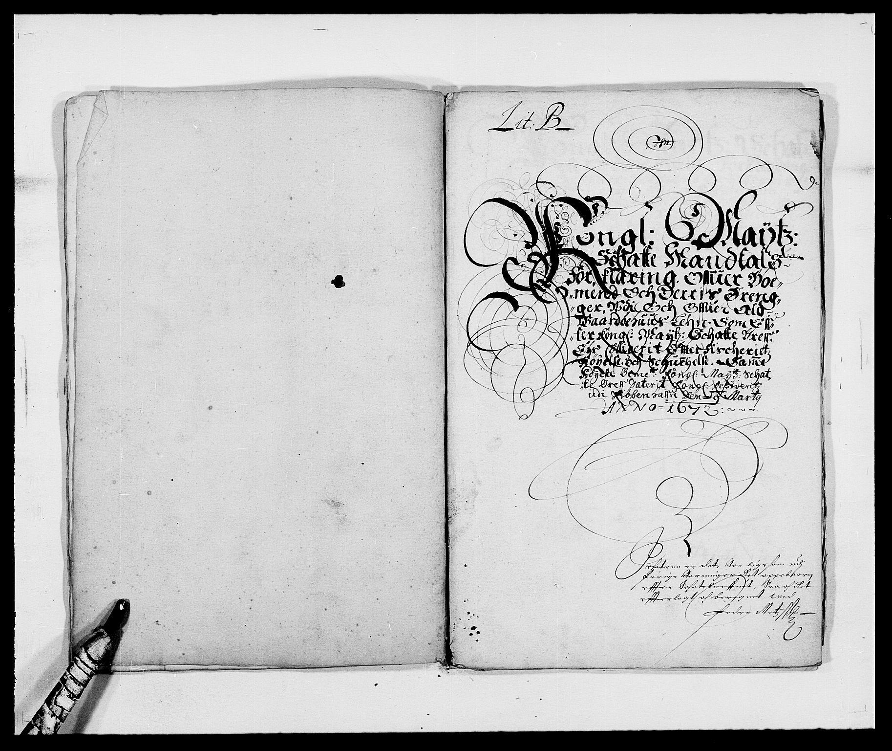 RA, Rentekammeret inntil 1814, Reviderte regnskaper, Fogderegnskap, R69/L4849: Fogderegnskap Finnmark/Vardøhus, 1661-1679, s. 241