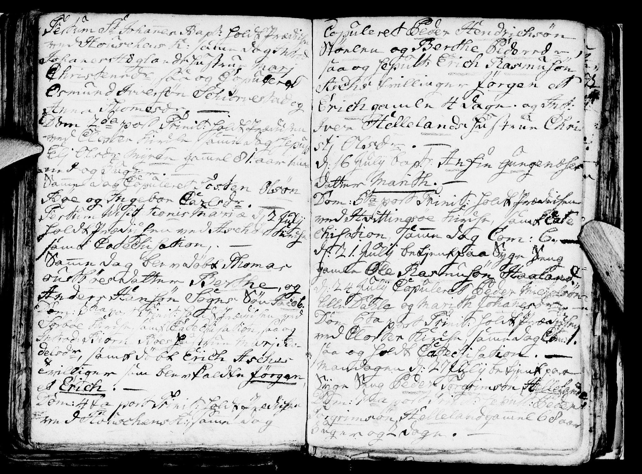 SAST, Rennesøy sokneprestkontor, H/Ha/Haa/L0002: Ministerialbok nr. A 2, 1749-1771