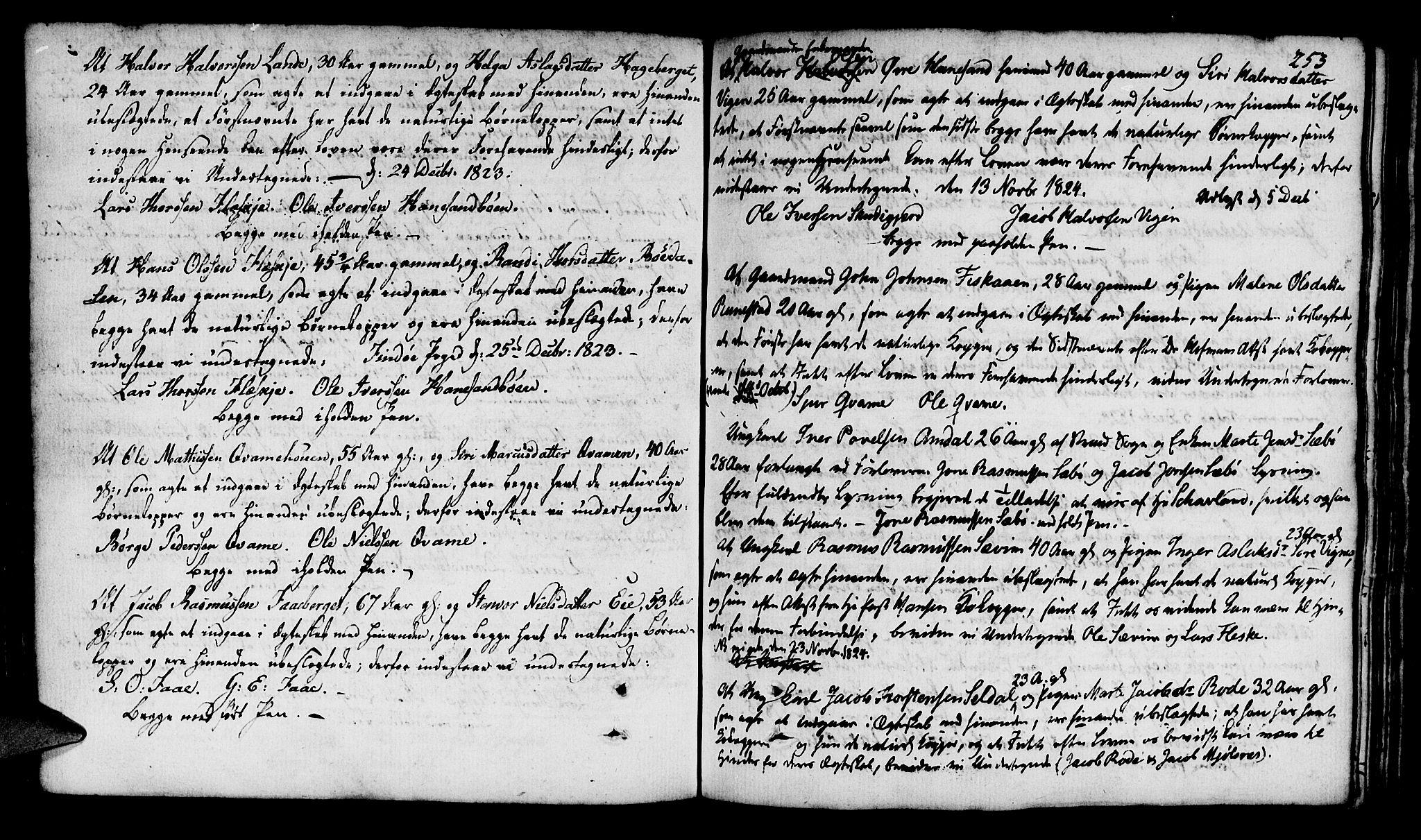 SAST, Finnøy sokneprestkontor, H/Ha/Haa/L0005: Ministerialbok nr. A 5, 1773-1816, s. 253