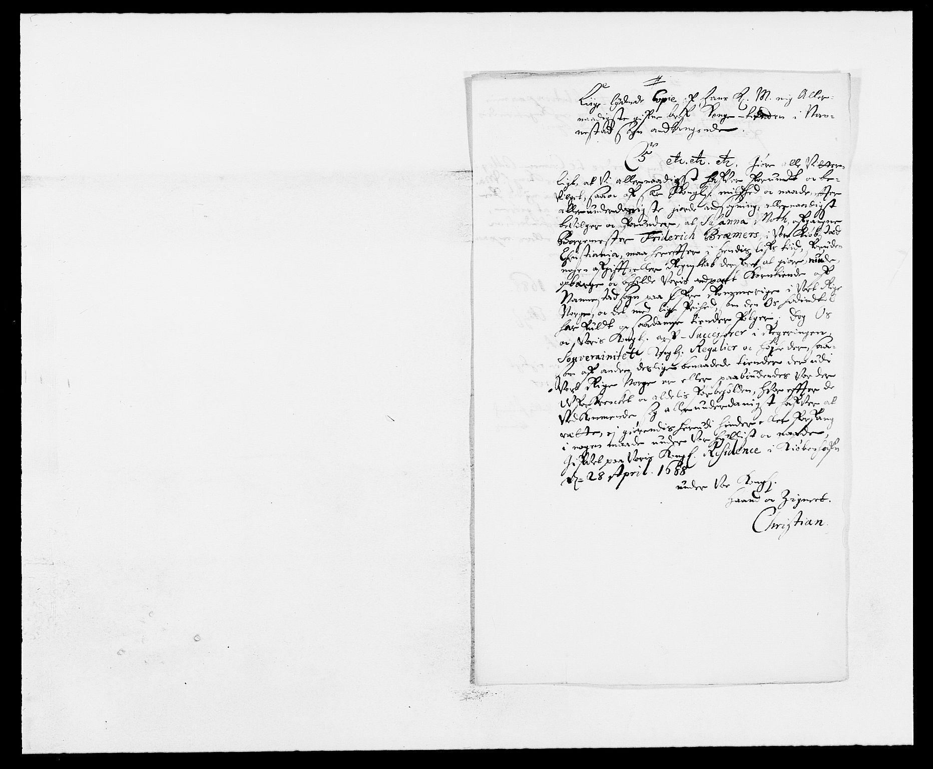 RA, Rentekammeret inntil 1814, Reviderte regnskaper, Fogderegnskap, R12/L0700: Fogderegnskap Øvre Romerike, 1687-1688, s. 441