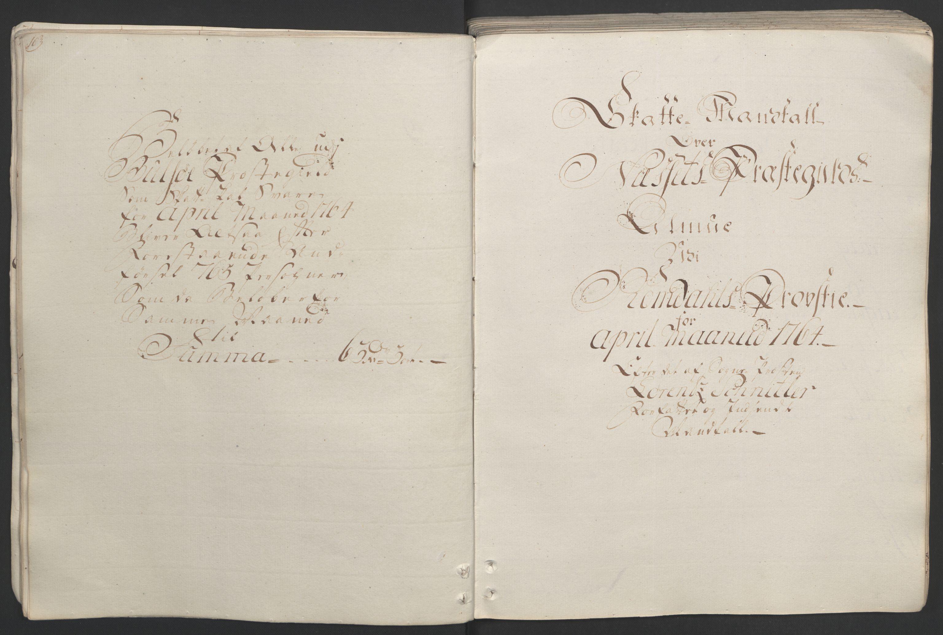 RA, Rentekammeret inntil 1814, Realistisk ordnet avdeling, Ol/L0020: [Gg 10]: Ekstraskatten, 23.09.1762. Romsdal, Strinda, Selbu, Inderøy., 1764, s. 22