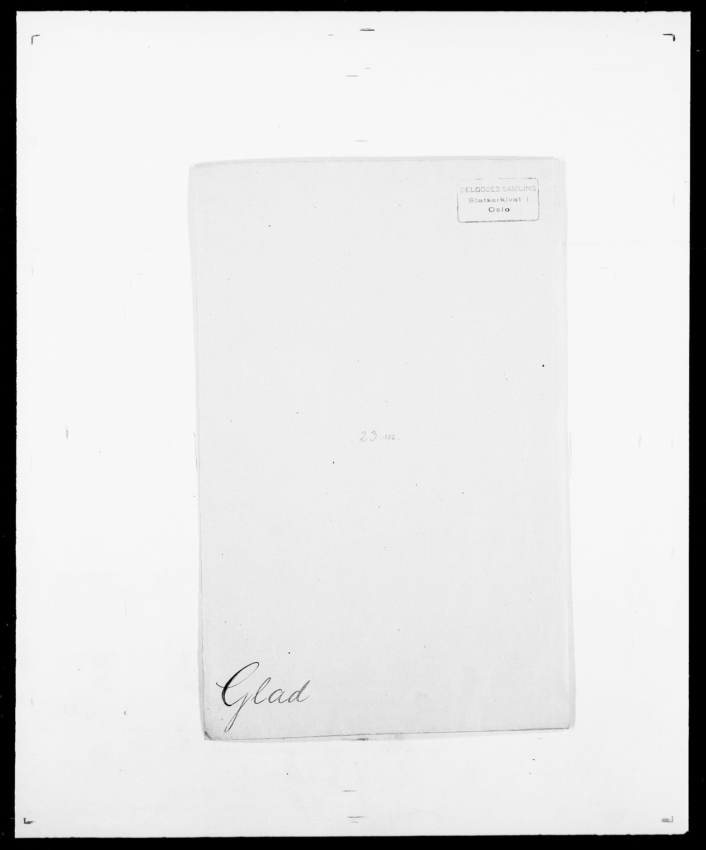 SAO, Delgobe, Charles Antoine - samling, D/Da/L0014: Giebdhausen - Grip, s. 234