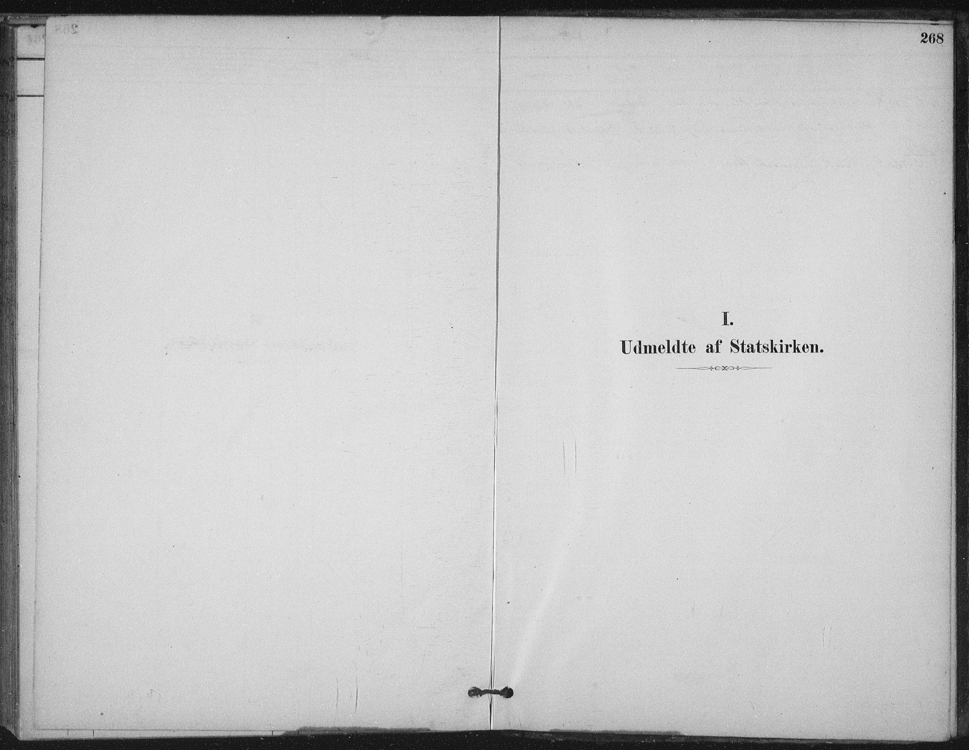 SAT, Ministerialprotokoller, klokkerbøker og fødselsregistre - Nord-Trøndelag, 710/L0095: Ministerialbok nr. 710A01, 1880-1914, s. 268