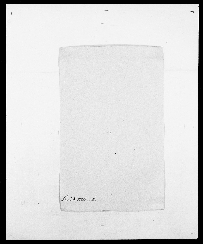 SAO, Delgobe, Charles Antoine - samling, D/Da/L0023: Lau - Lirvyn, s. 40