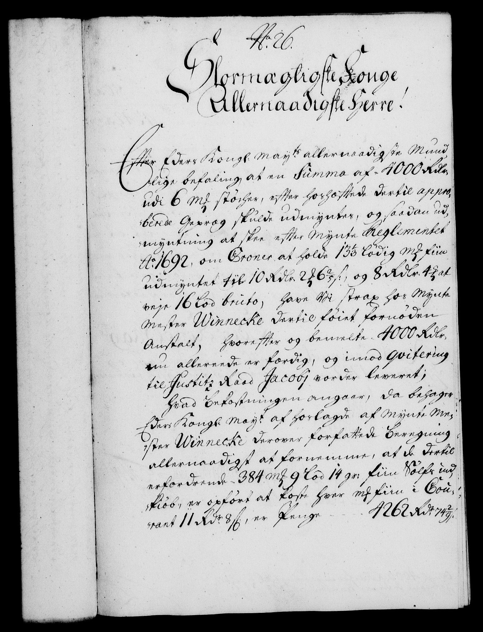 RA, Rentekammeret, Kammerkanselliet, G/Gf/Gfa/L0015: Norsk relasjons- og resolusjonsprotokoll (merket RK 52.15), 1732, s. 163