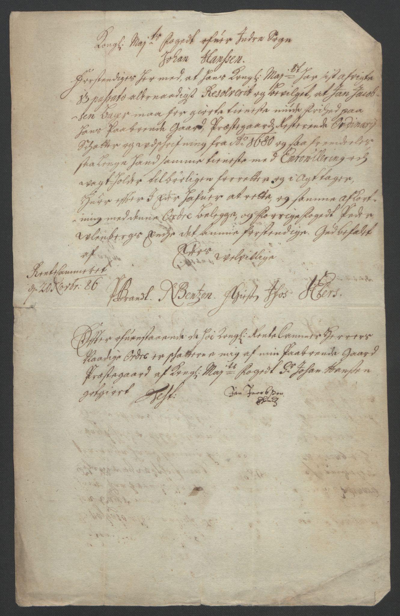 RA, Rentekammeret inntil 1814, Reviderte regnskaper, Fogderegnskap, R52/L3306: Fogderegnskap Sogn, 1691-1692, s. 40