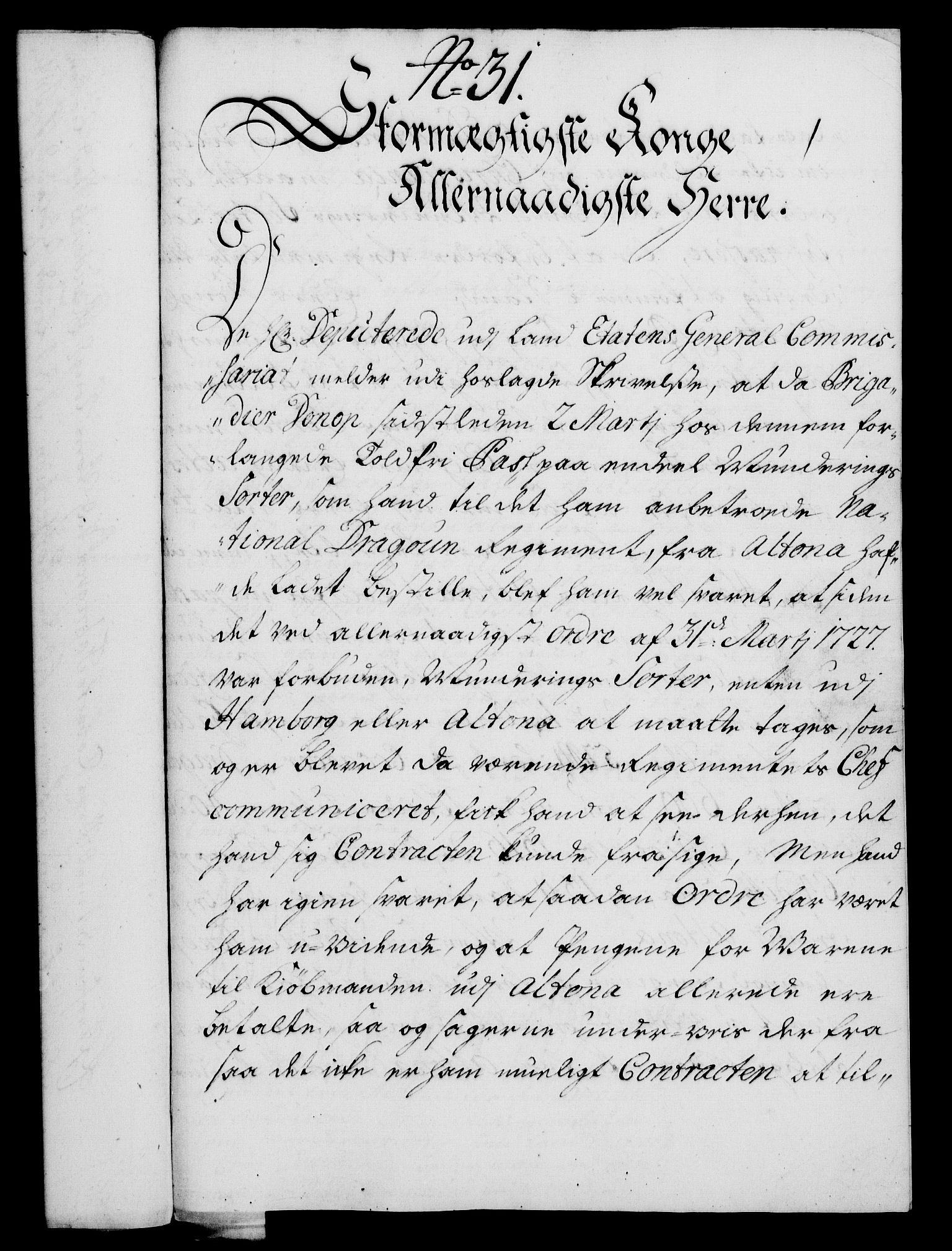 RA, Rentekammeret, Kammerkanselliet, G/Gf/Gfa/L0016: Norsk relasjons- og resolusjonsprotokoll (merket RK 52.16), 1733, s. 202