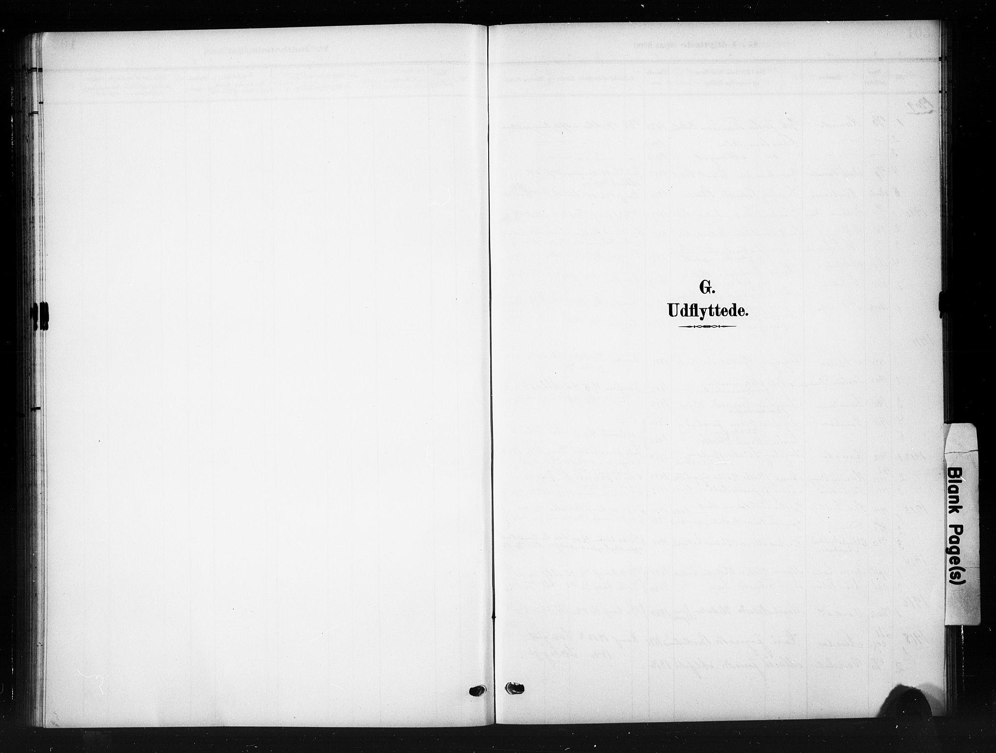 SAH, Øystre Slidre prestekontor, Klokkerbok nr. 7, 1908-1927