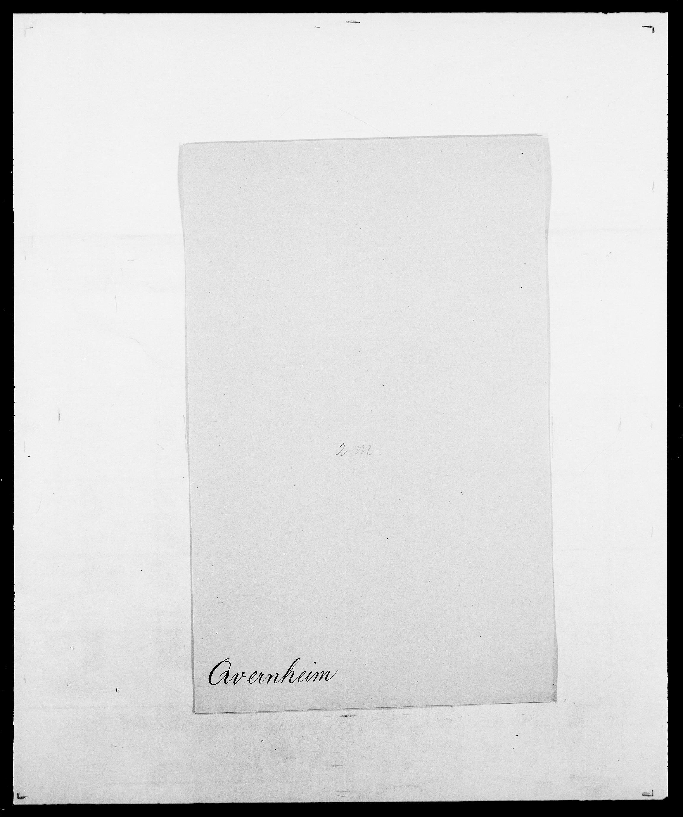 SAO, Delgobe, Charles Antoine - samling, D/Da/L0031: de Place - Raaum, s. 499