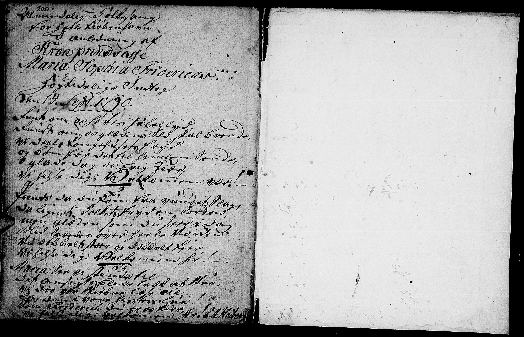 SAH, Vardal prestekontor, H/Ha/Hab/L0001: Klokkerbok nr. 1, 1771-1790, s. 200-201