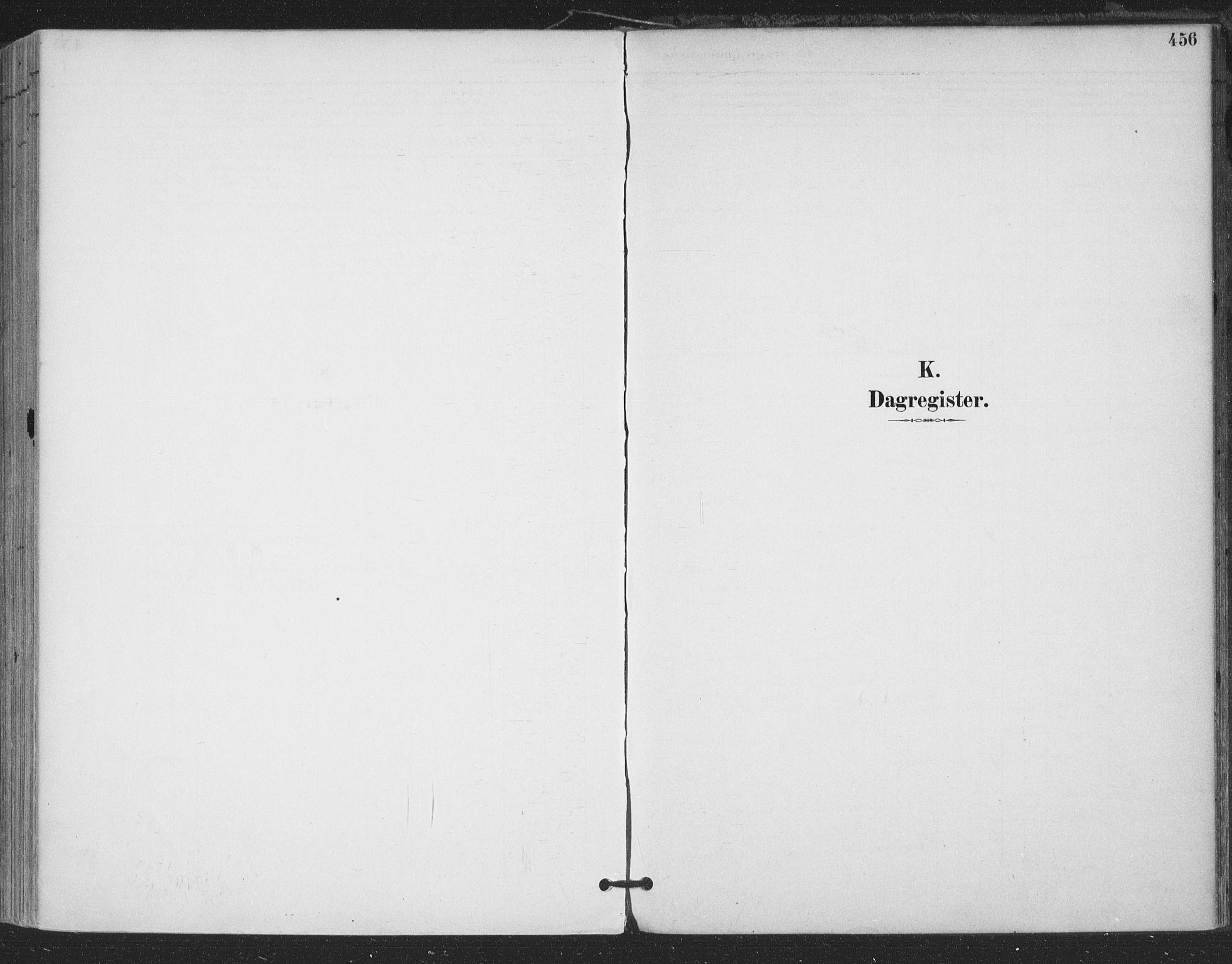 SAKO, Bamble kirkebøker, F/Fa/L0008: Ministerialbok nr. I 8, 1888-1900, s. 456
