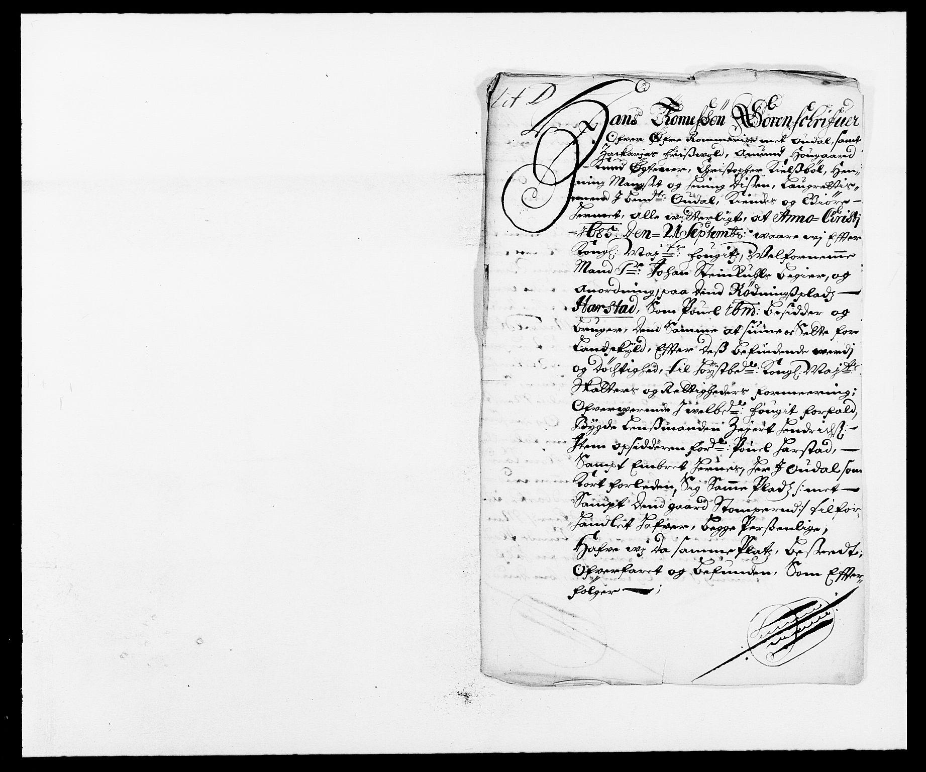 RA, Rentekammeret inntil 1814, Reviderte regnskaper, Fogderegnskap, R13/L0823: Fogderegnskap Solør, Odal og Østerdal, 1686, s. 194