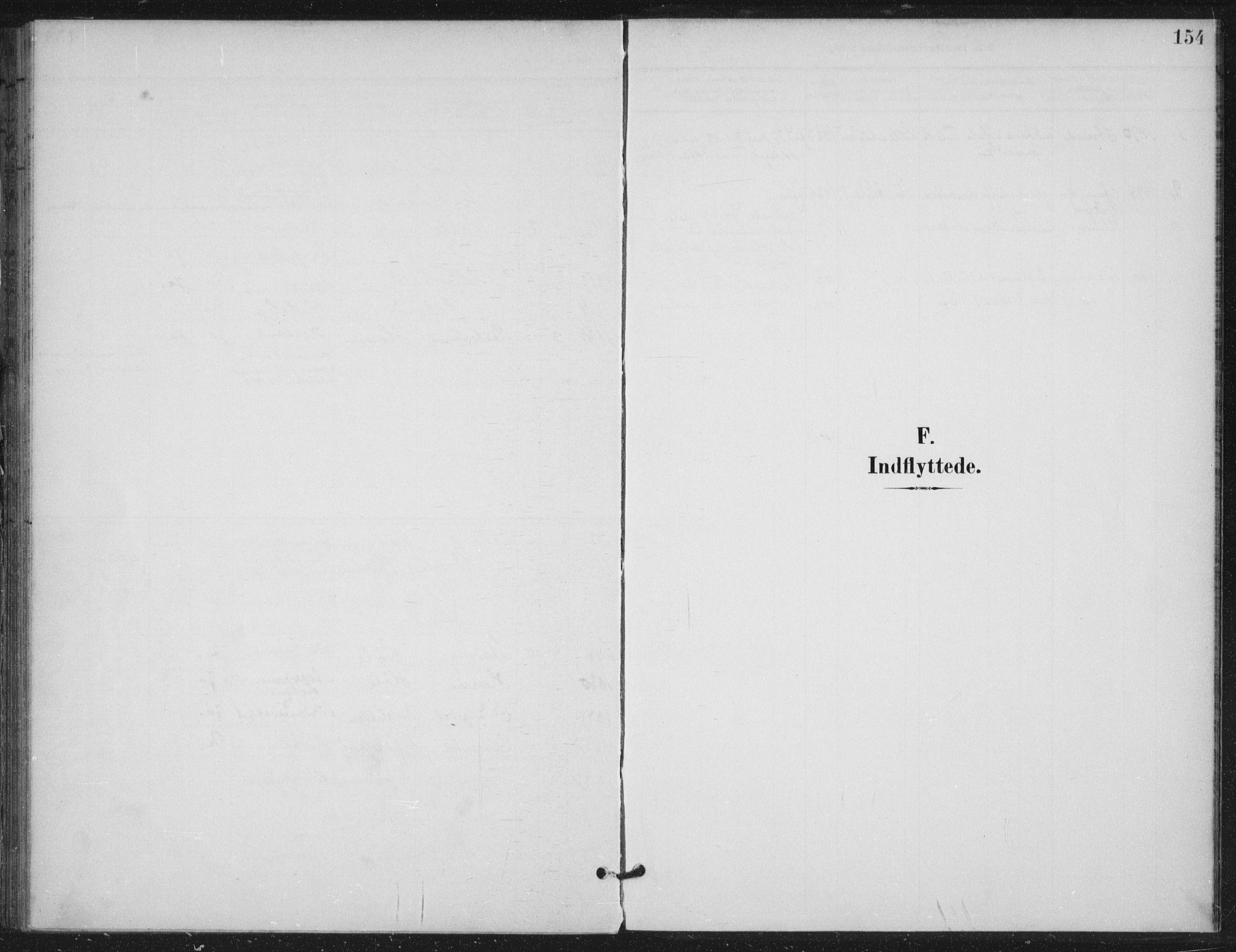 SAST, Høgsfjord sokneprestkontor, H/Ha/Haa/L0008: Ministerialbok nr. A 8, 1898-1920, s. 154