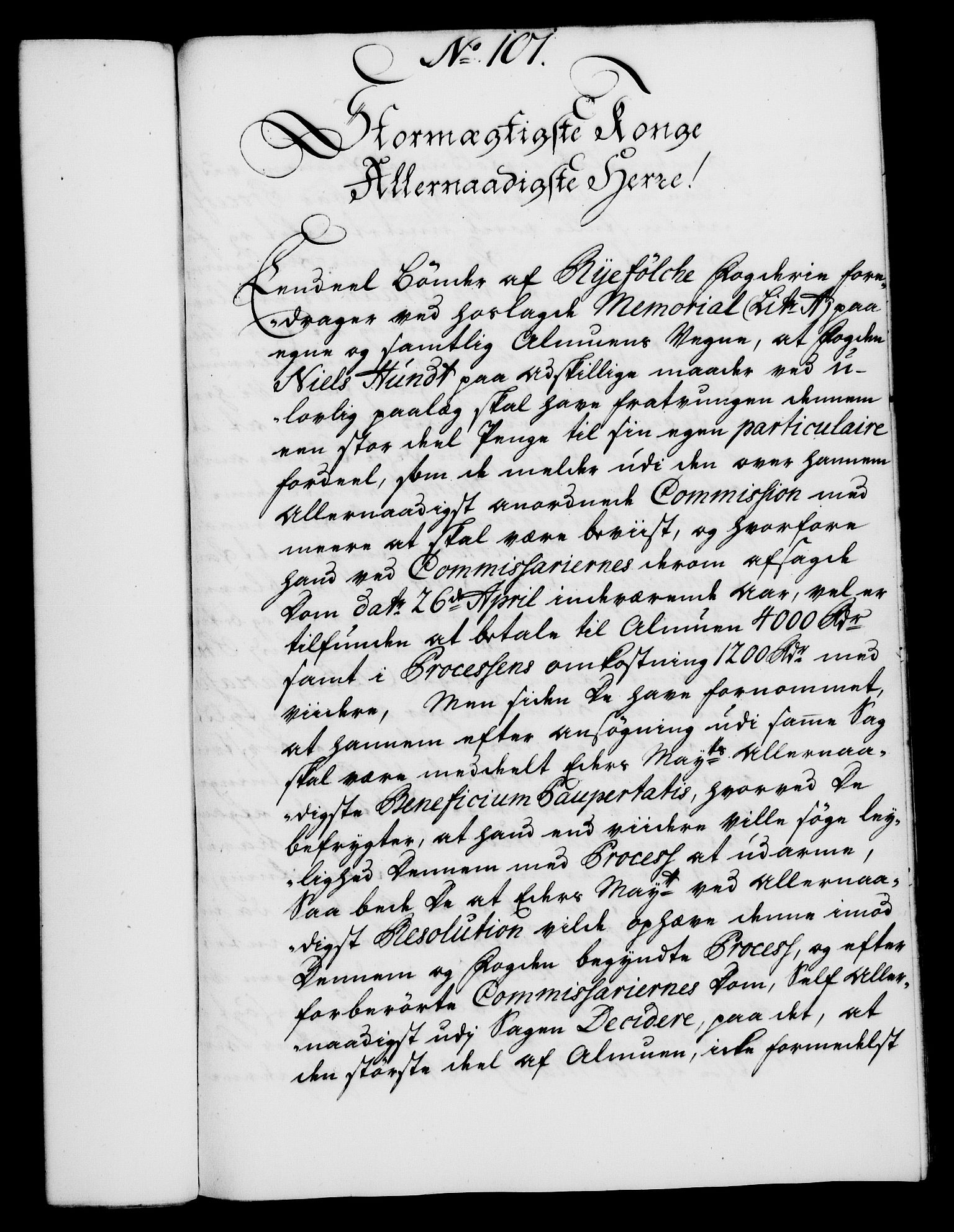 RA, Rentekammeret, Kammerkanselliet, G/Gf/Gfa/L0025: Norsk relasjons- og resolusjonsprotokoll (merket RK 52.25), 1742, s. 626