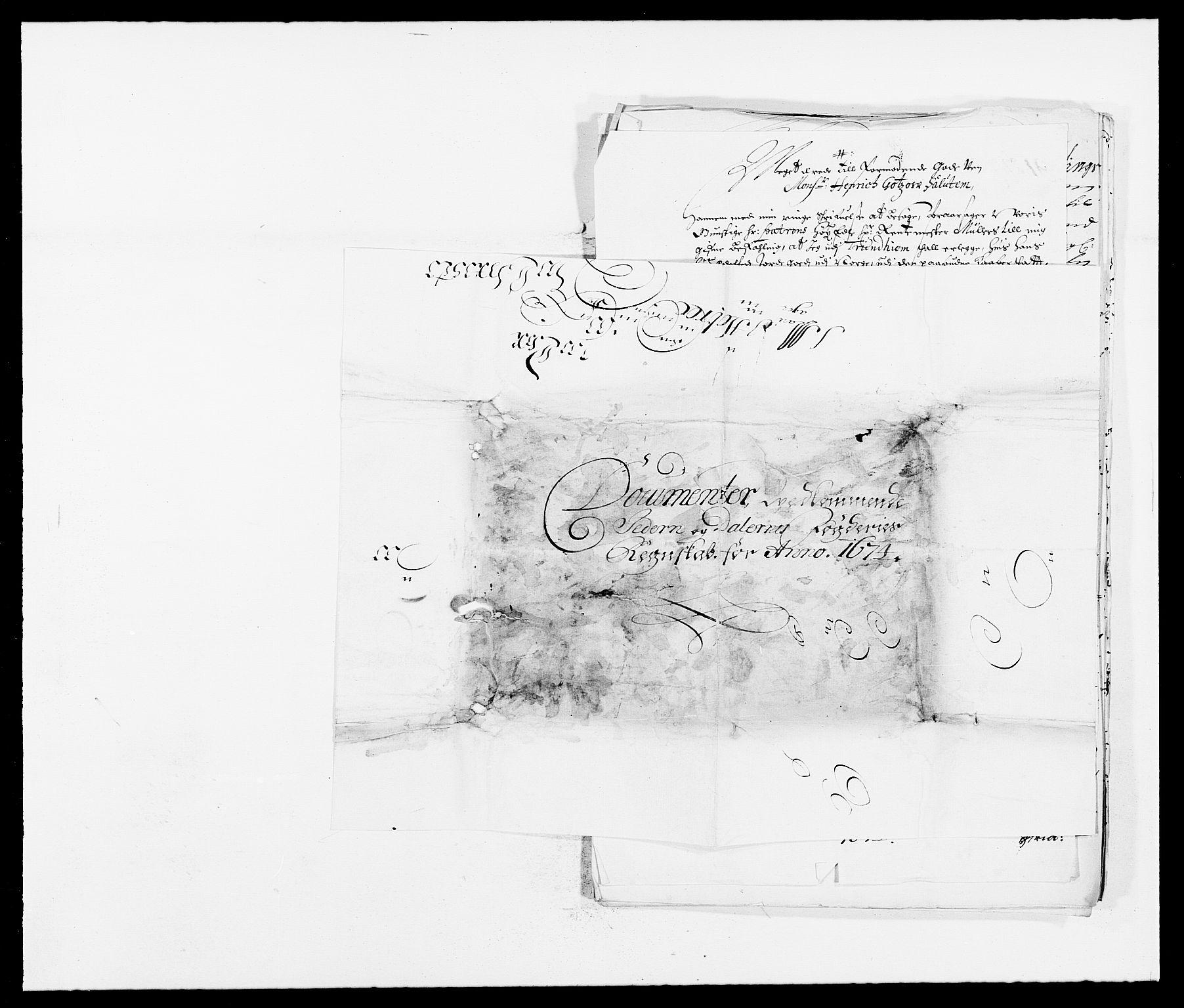 RA, Rentekammeret inntil 1814, Reviderte regnskaper, Fogderegnskap, R46/L2714: Fogderegnskap Jæren og Dalane, 1673-1674, s. 420
