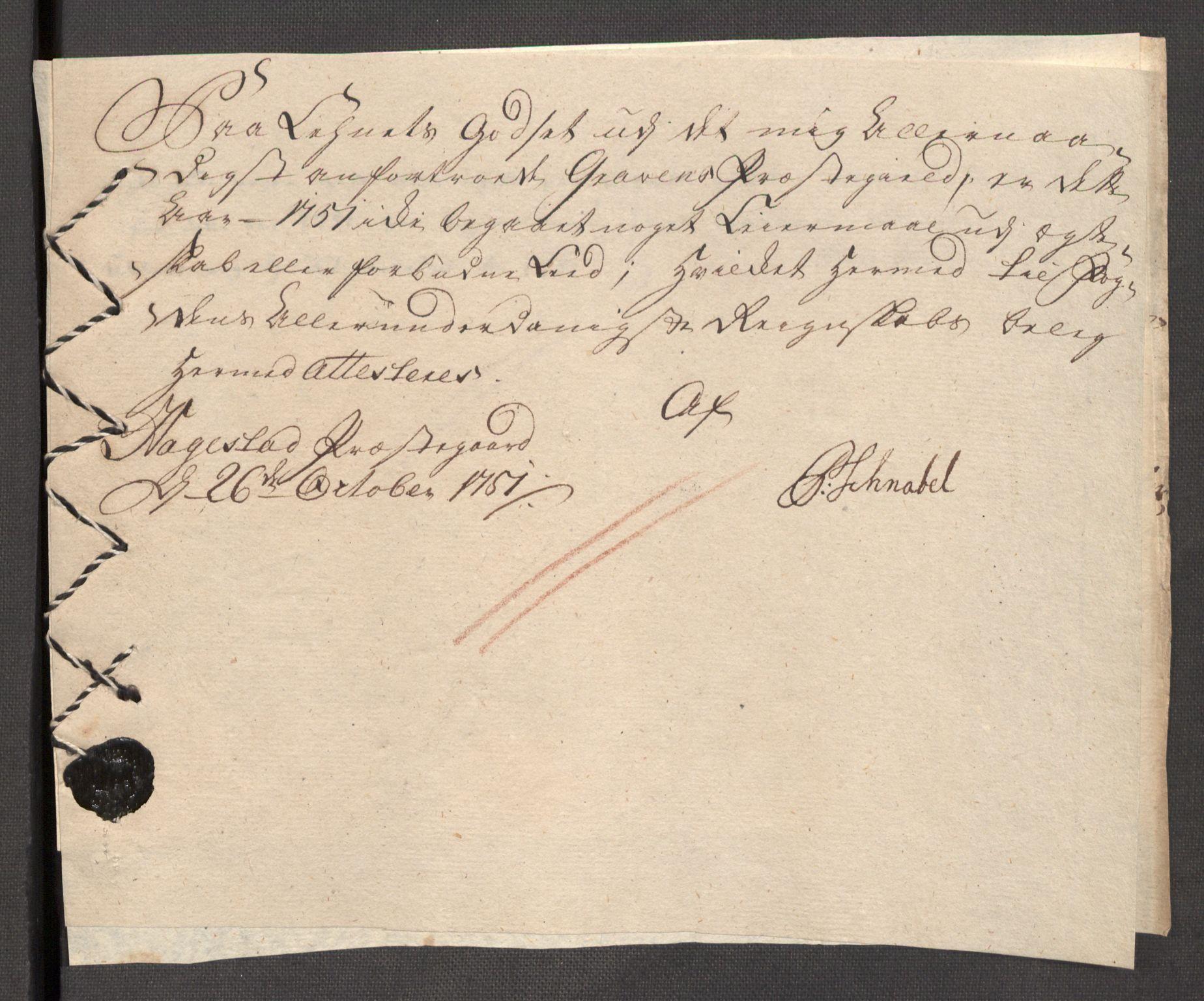 RA, Rentekammeret inntil 1814, Reviderte regnskaper, Fogderegnskap, R48/L3056: Fogderegnskap Sunnhordland og Hardanger, 1751, s. 276