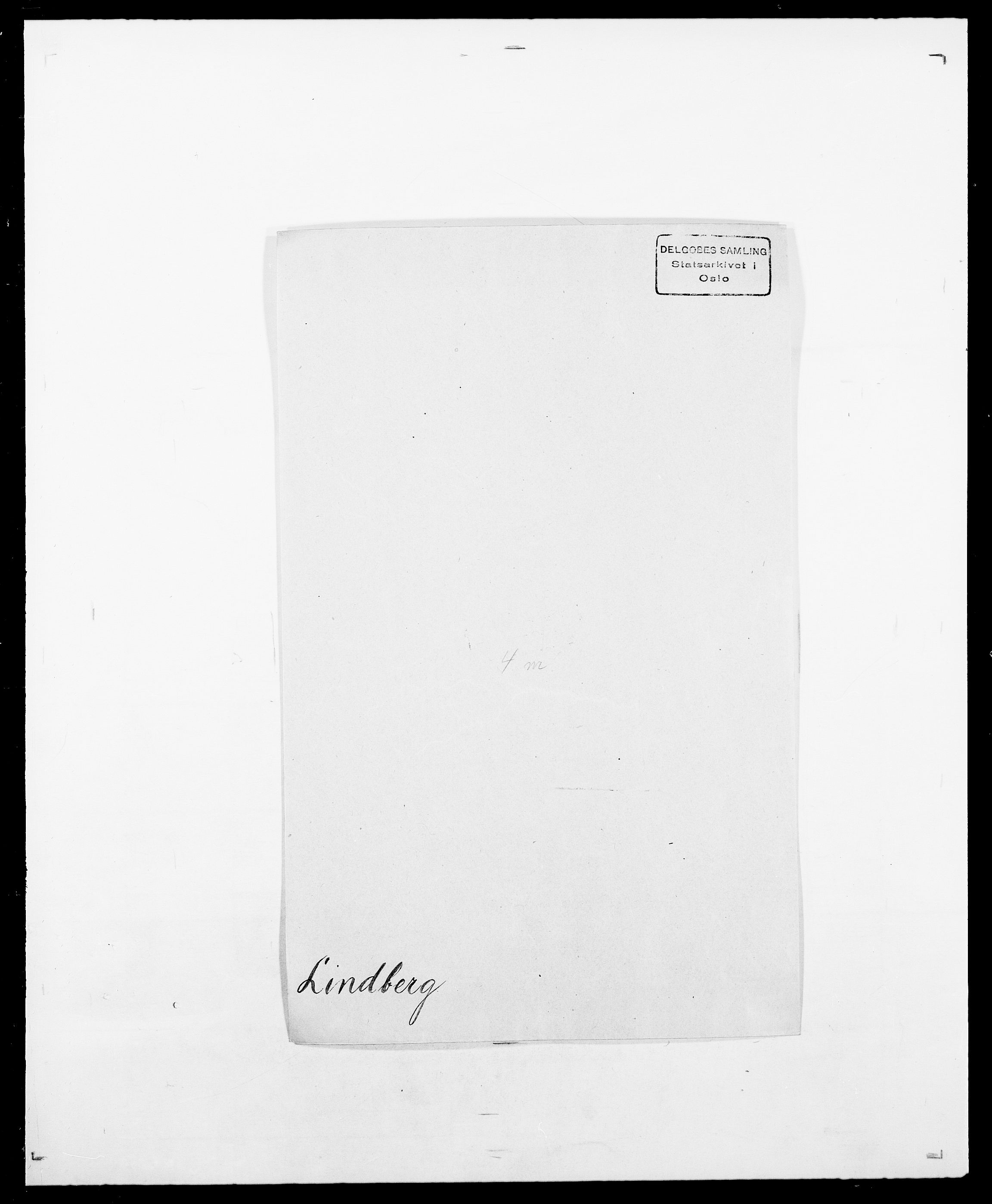 SAO, Delgobe, Charles Antoine - samling, D/Da/L0023: Lau - Lirvyn, s. 561