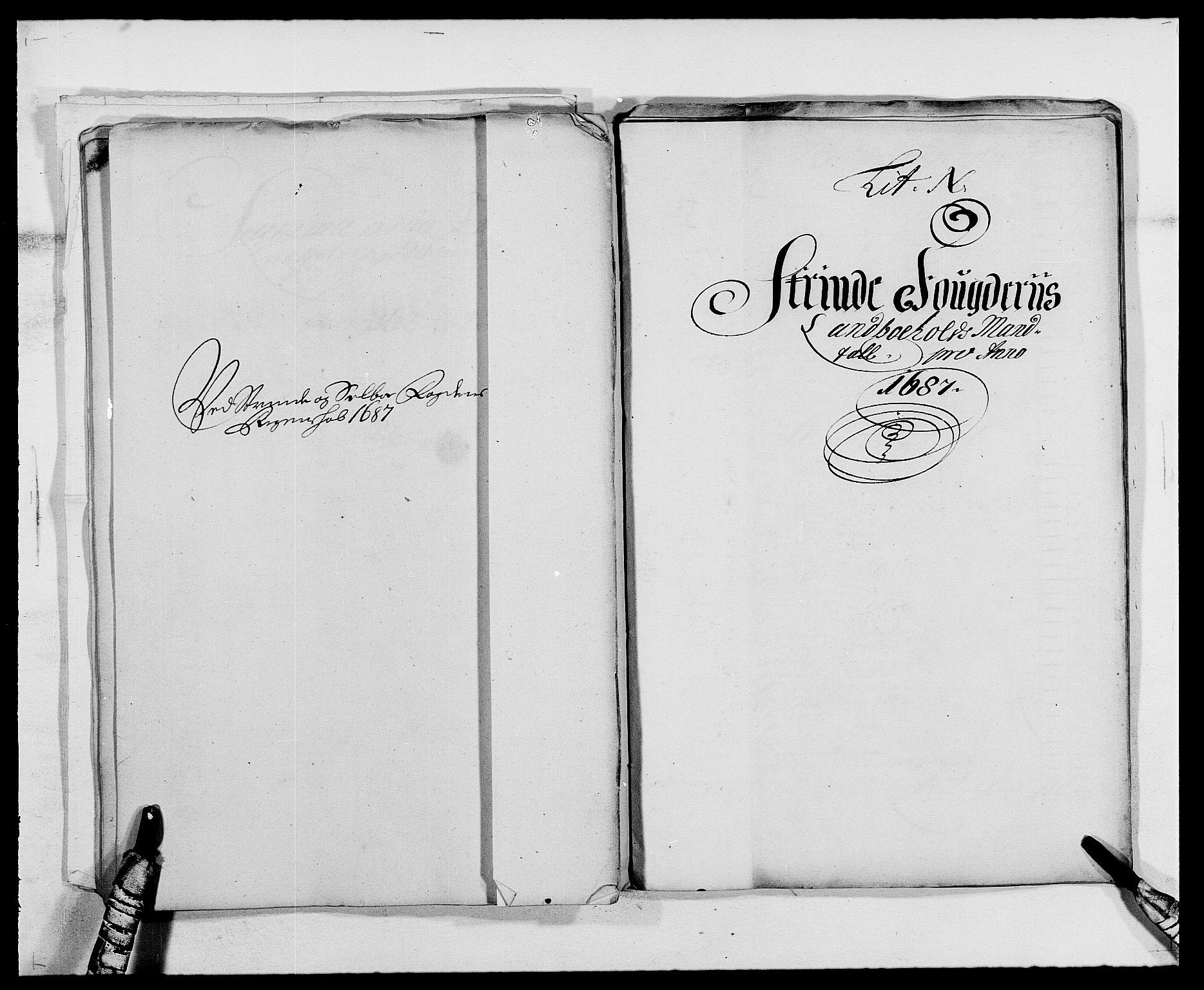 RA, Rentekammeret inntil 1814, Reviderte regnskaper, Fogderegnskap, R61/L4101: Fogderegnskap Strinda og Selbu, 1687-1688, s. 104