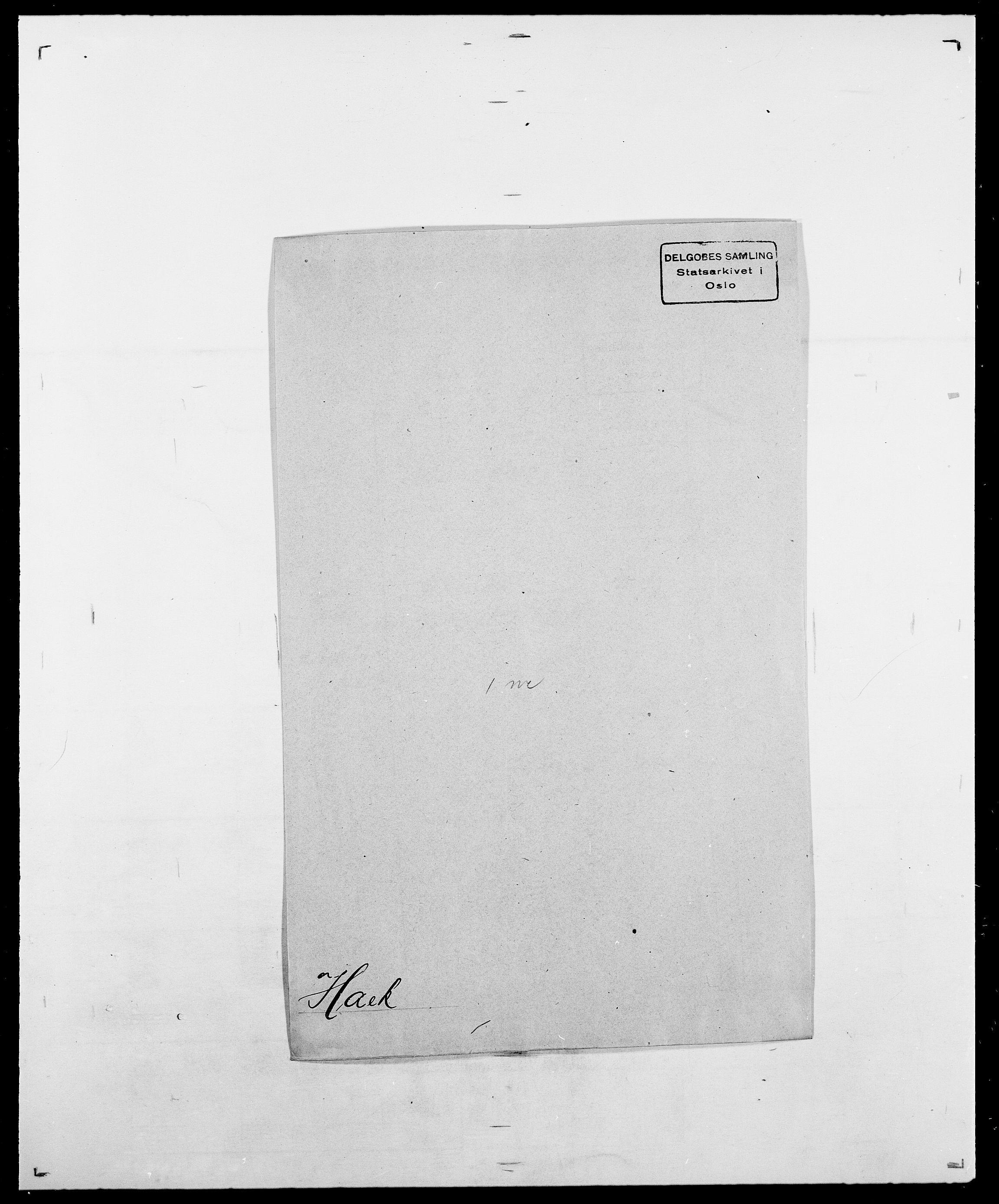 SAO, Delgobe, Charles Antoine - samling, D/Da/L0015: Grodtshilling - Halvorsæth, s. 645