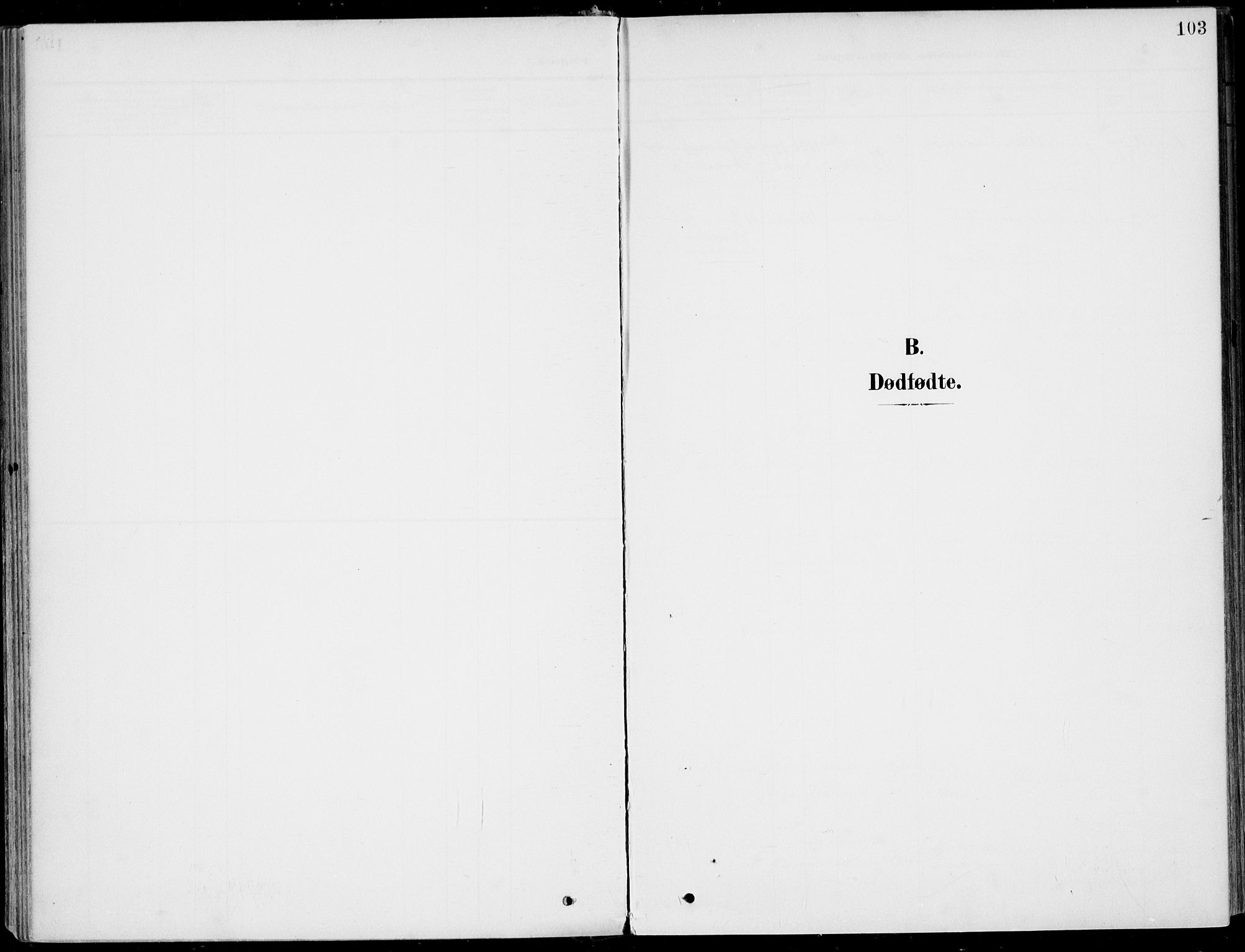 SAKO, Sigdal kirkebøker, F/Fb/L0002: Ministerialbok nr. II 2, 1901-1914, s. 103