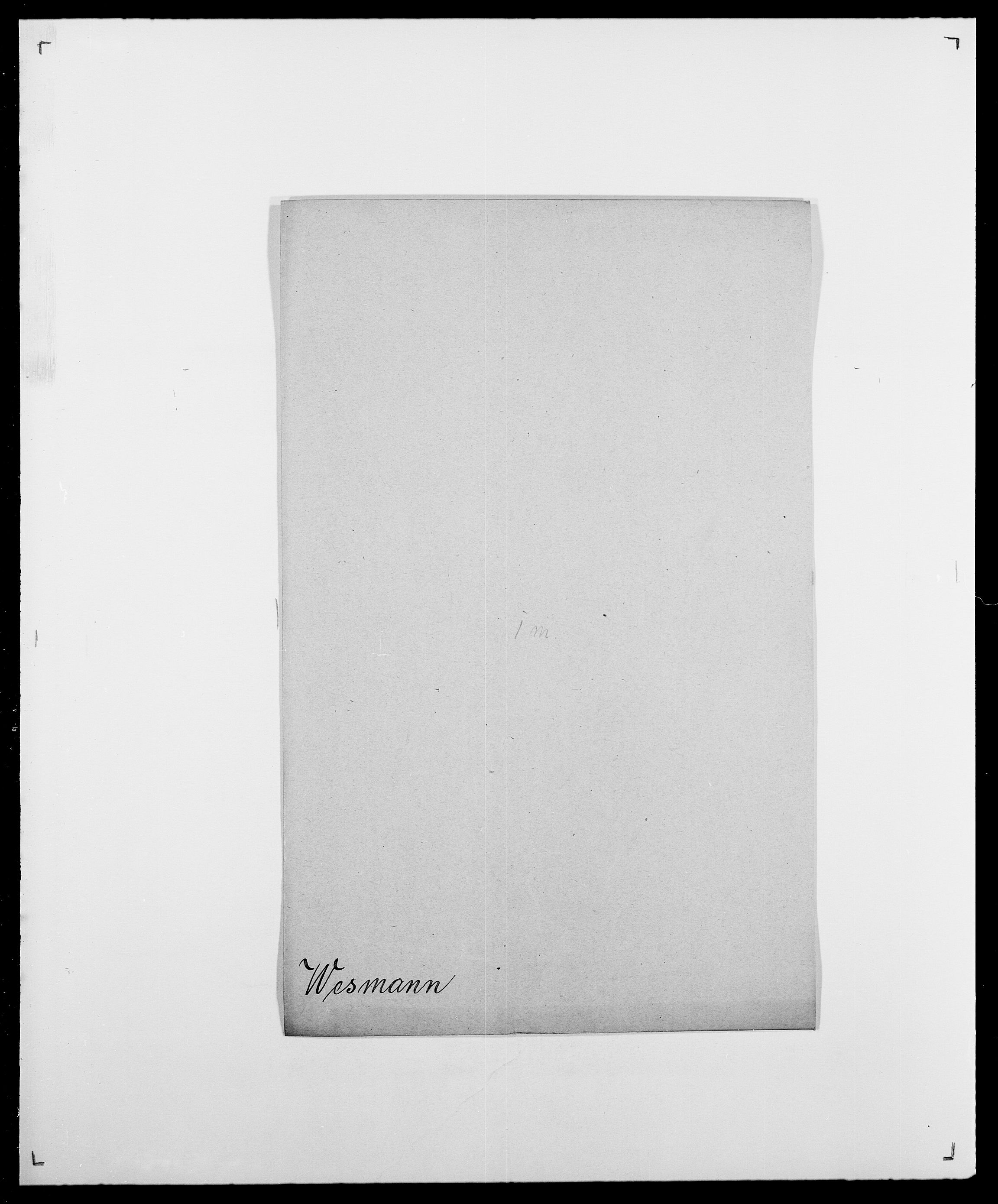 SAO, Delgobe, Charles Antoine - samling, D/Da/L0041: Vemmestad - Viker, s. 185