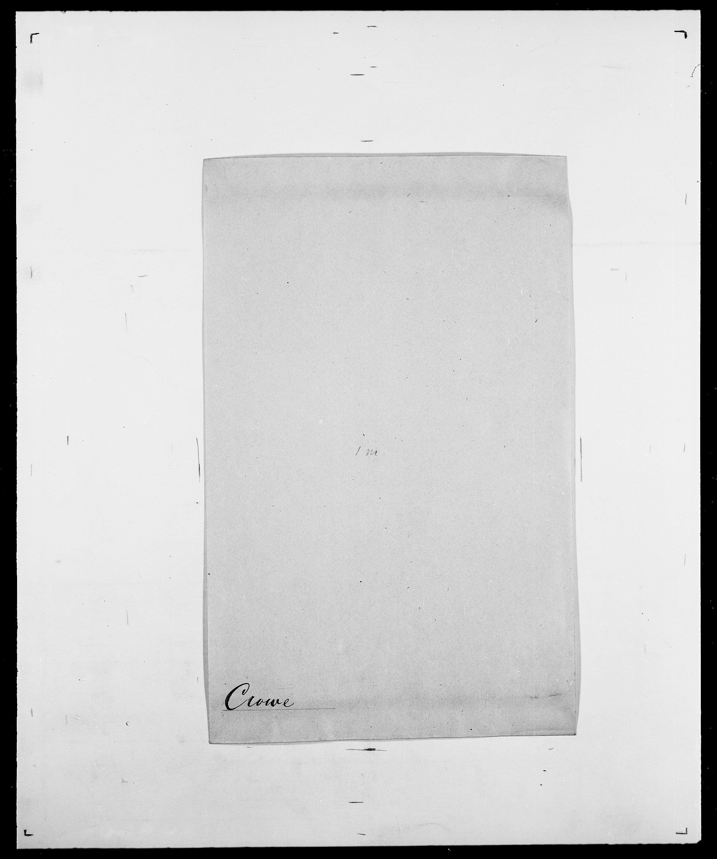 SAO, Delgobe, Charles Antoine - samling, D/Da/L0008: Capjon - Dagenbolt, s. 625
