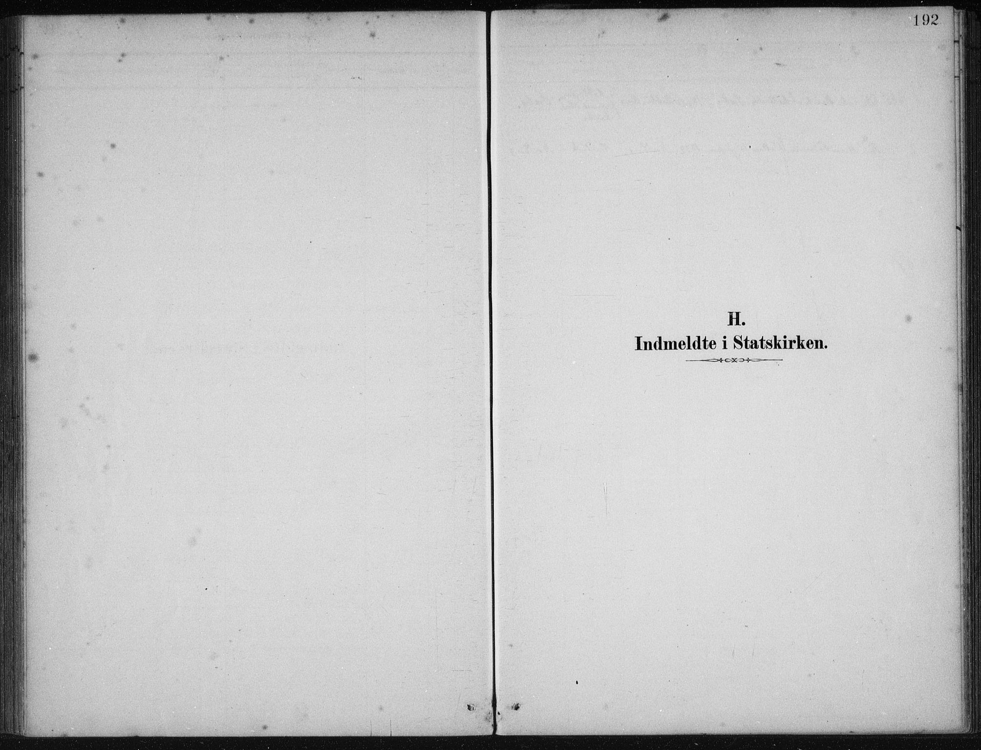 SAB, Fjelberg Sokneprestembete, H/Haa: Ministerialbok nr. B  1, 1879-1919, s. 192