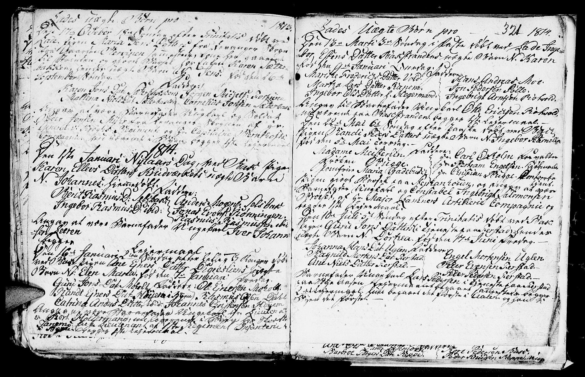 SAT, Ministerialprotokoller, klokkerbøker og fødselsregistre - Sør-Trøndelag, 606/L0305: Klokkerbok nr. 606C01, 1757-1819, s. 321