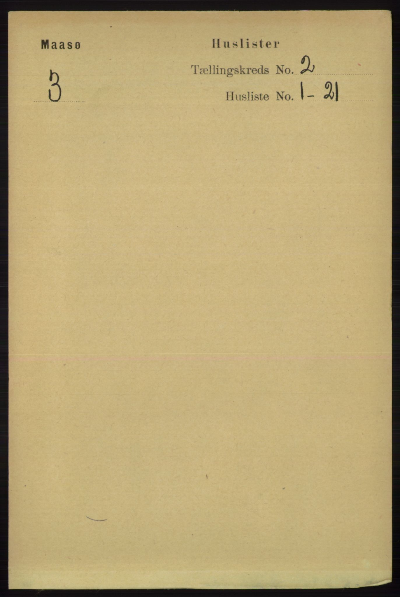 RA, Folketelling 1891 for 2018 Måsøy herred, 1891, s. 218