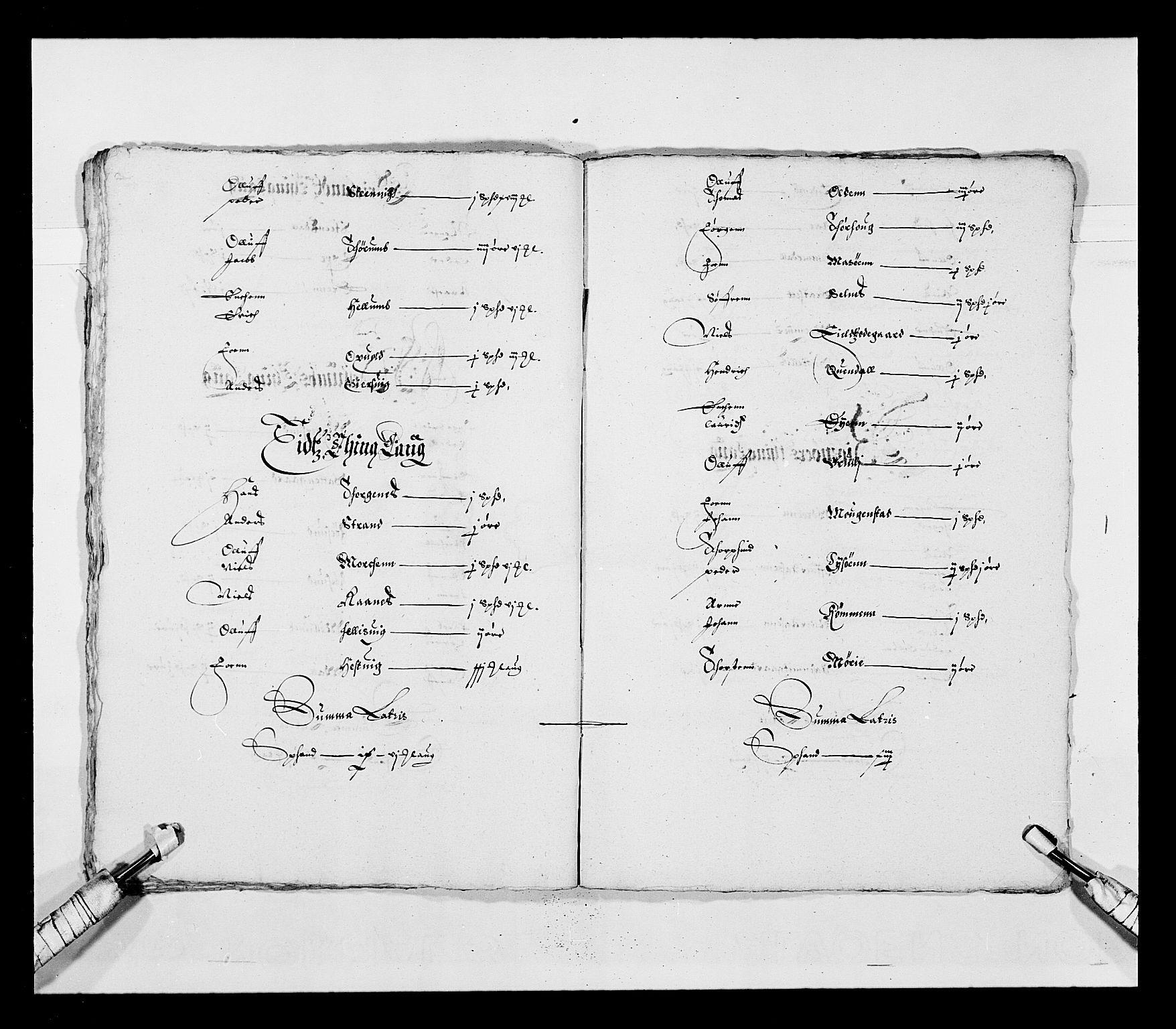 RA, Stattholderembetet 1572-1771, Ek/L0028: Jordebøker 1633-1658:, 1645-1646, s. 71